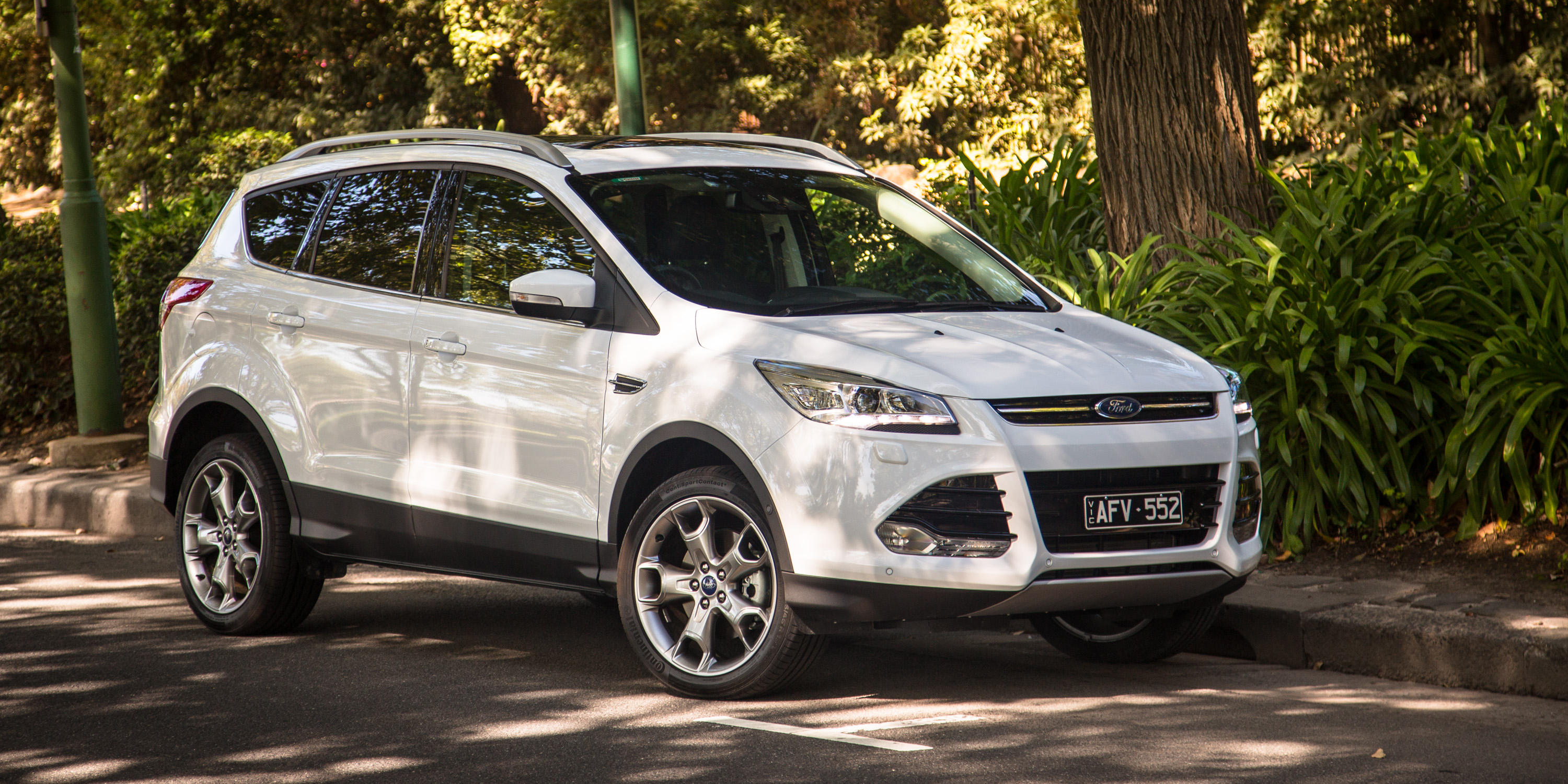 2020 Ford Kuga Titanium Review | CarAdvice