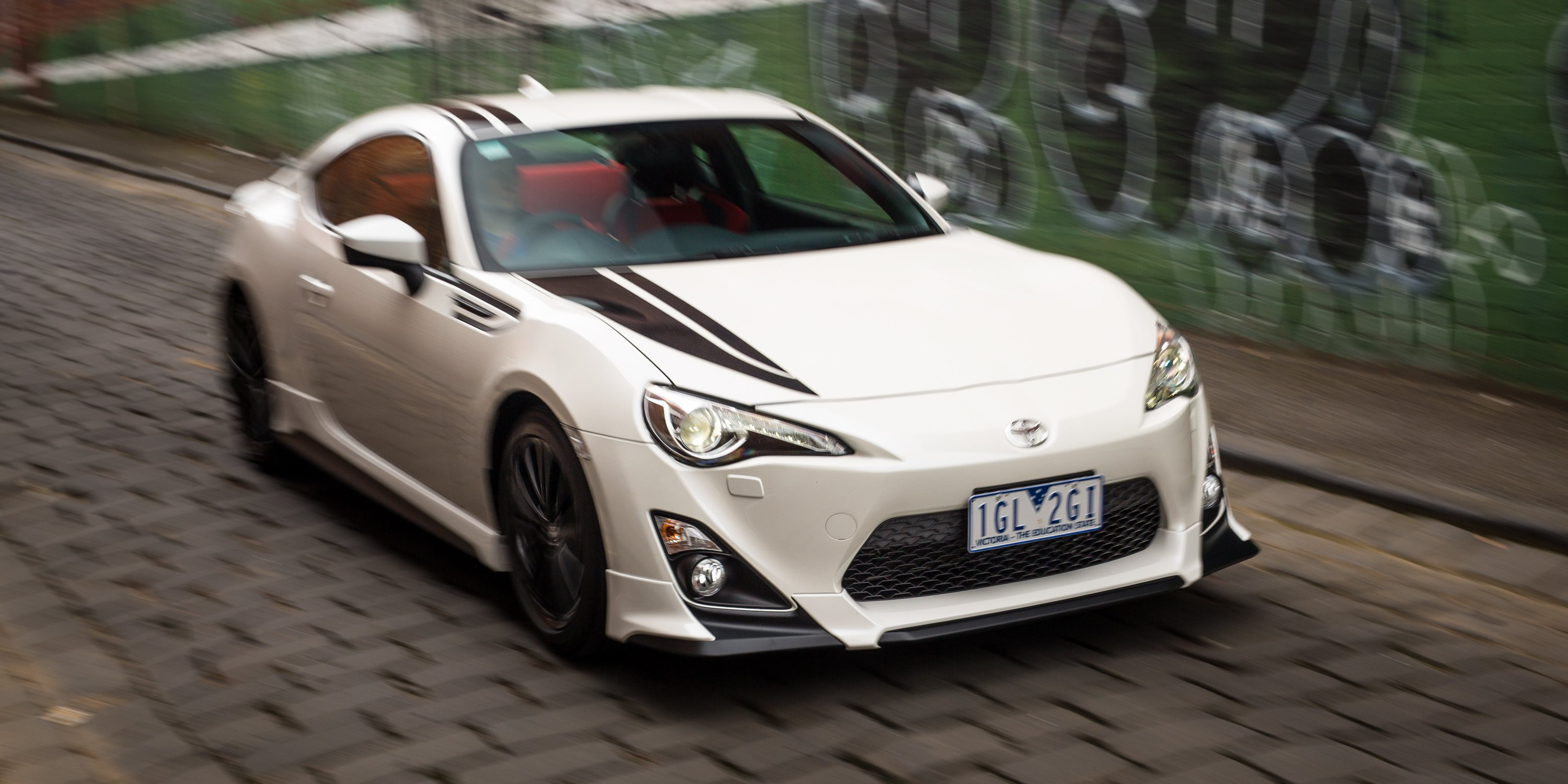 2016 toyota 86 blackline edition review caradvice