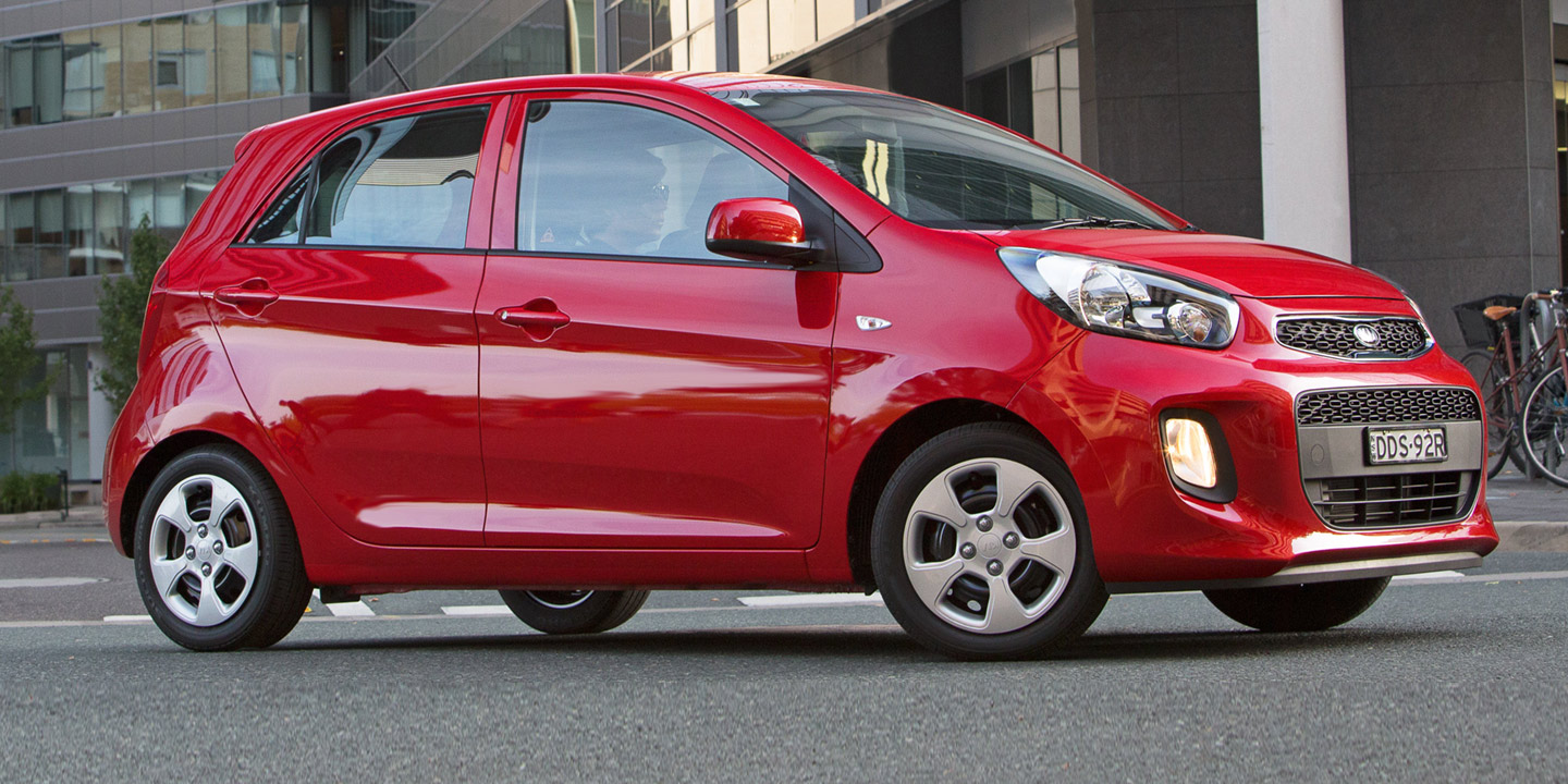 2016 Kia Picanto Pricing And Specifications Photos 1 Of 18