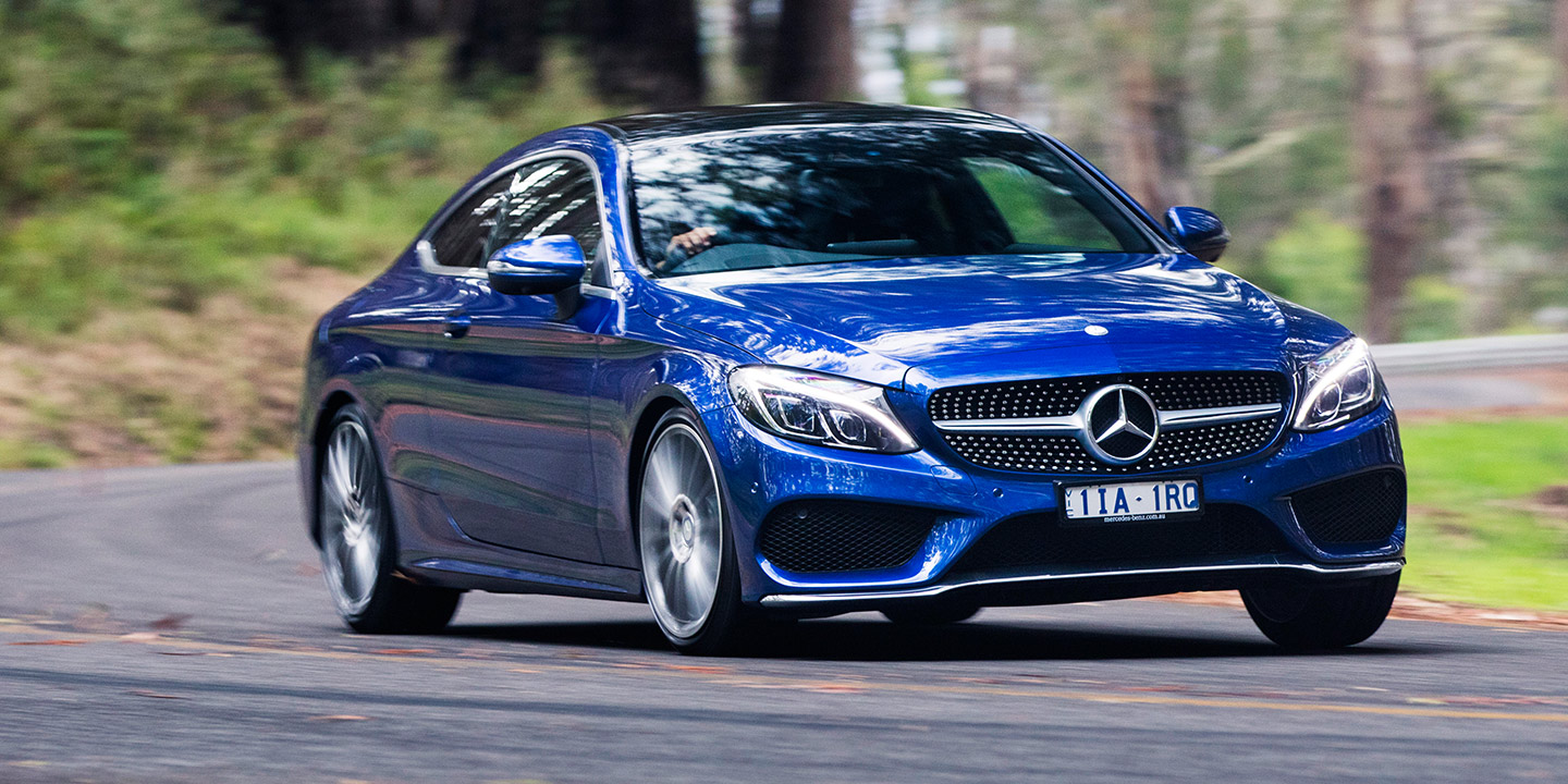 2016 Mercedes Benz C Class Coupe On Sale In Australia
