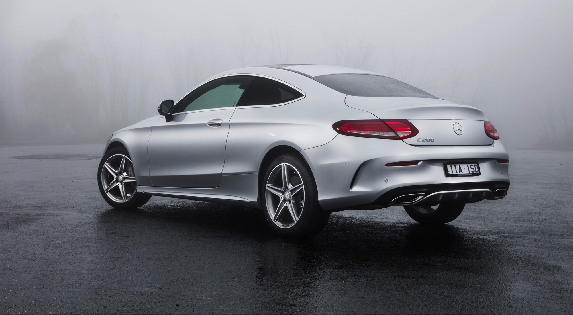 2016 mercedes benz c class coupe on sale in australia for Mercedes benz c class pictures