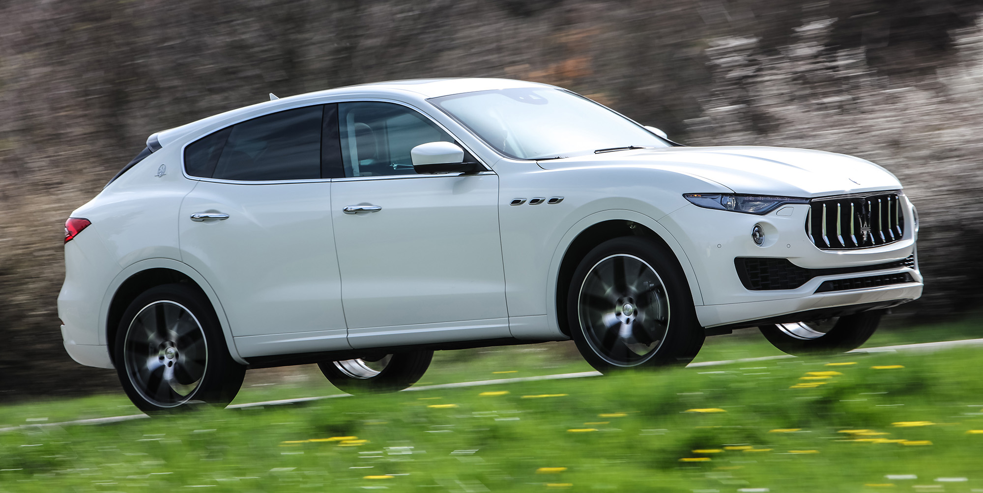 maserati levante v8 rumoured diesel only for local launch photos 1 of 8. Black Bedroom Furniture Sets. Home Design Ideas