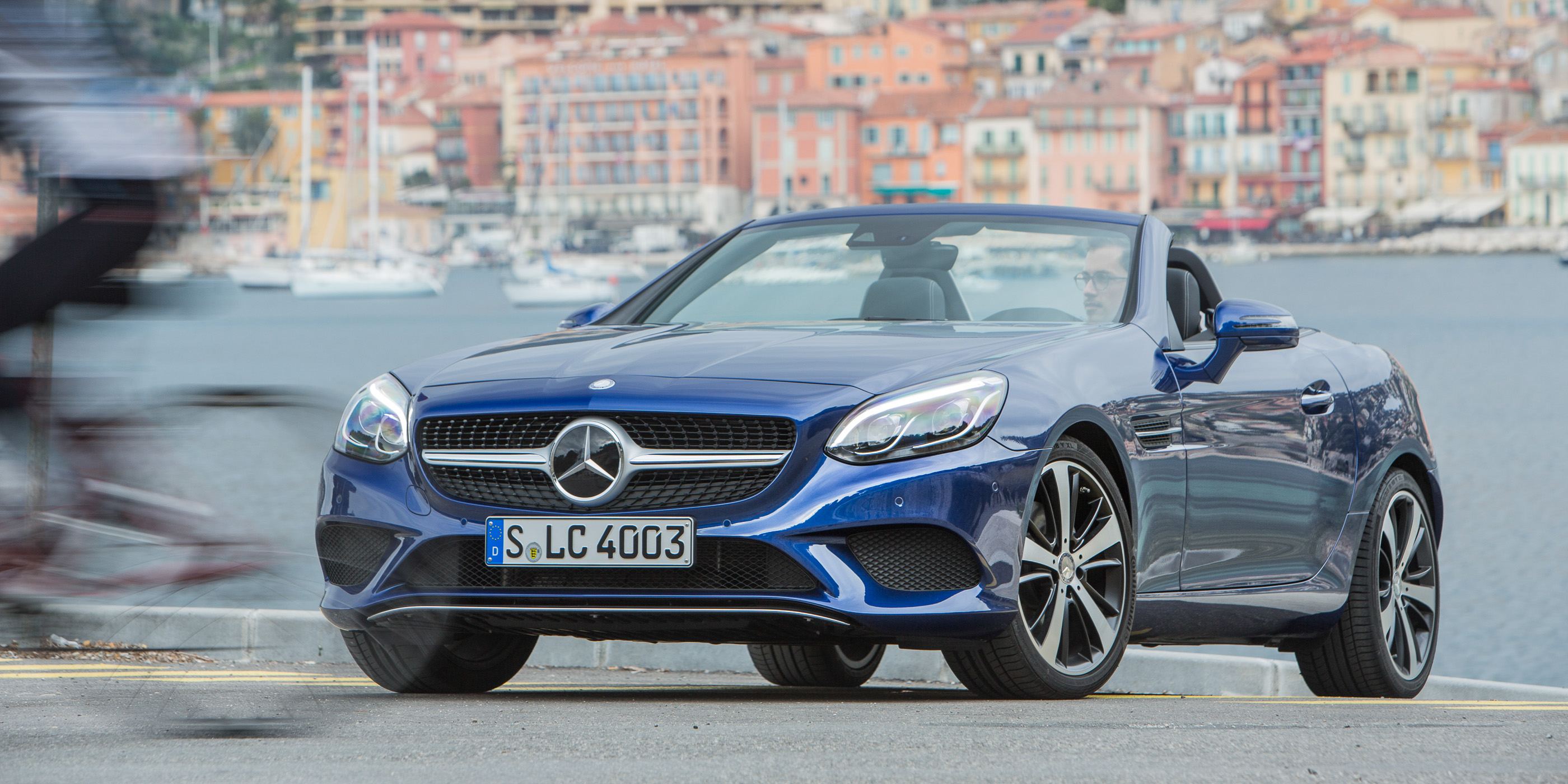 2016 mercedes benz slc review slc300 and slc43 amg for Slc mercedes benz