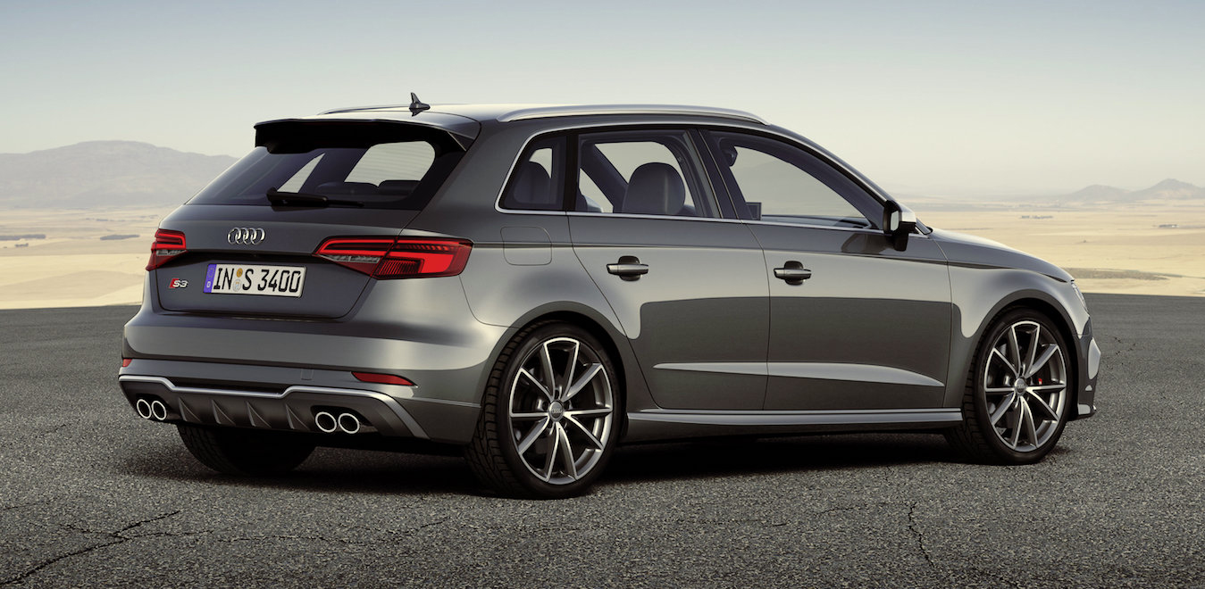 2017 Audi A3 revealed ahead of Australian launch New engines