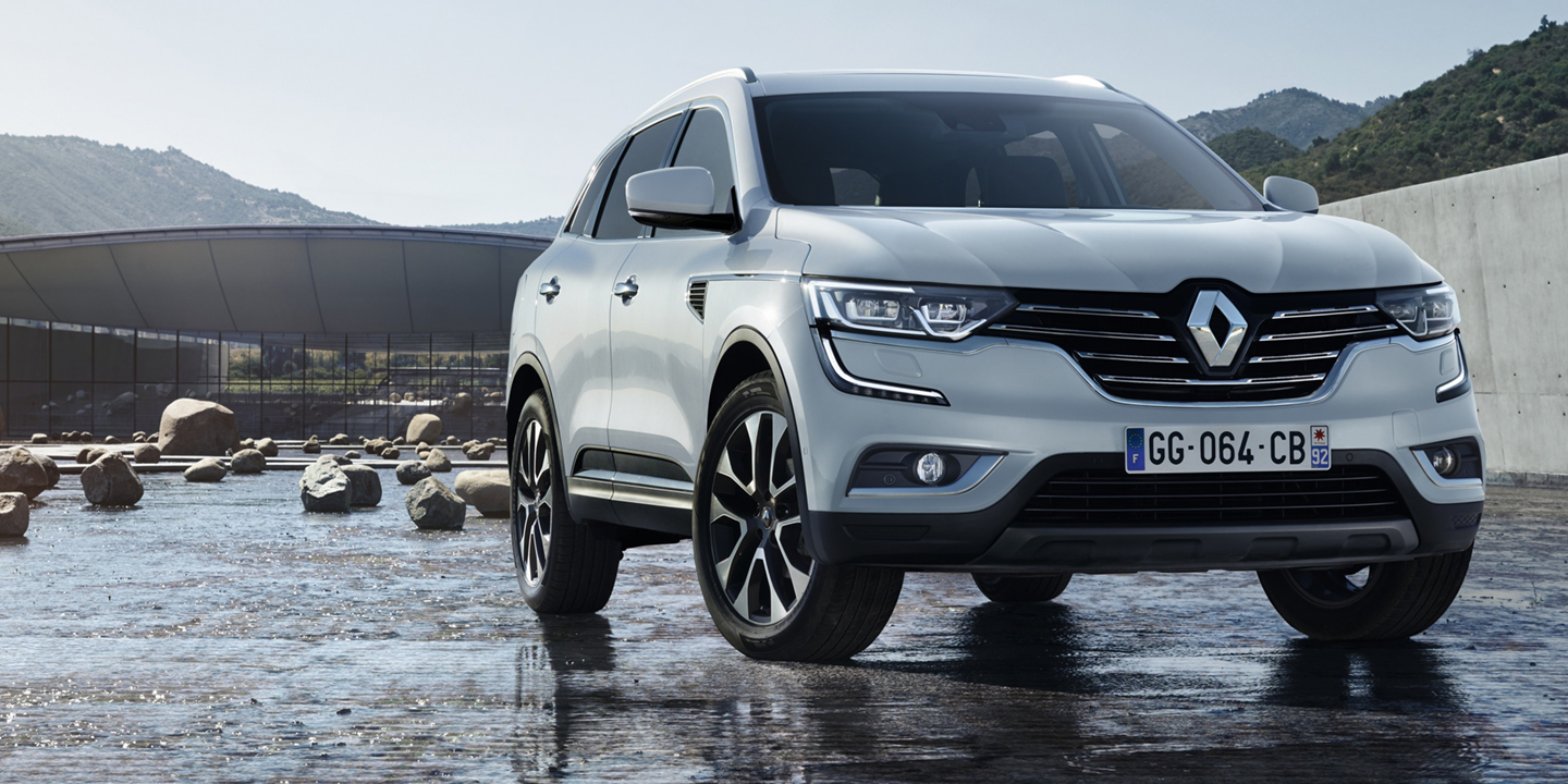 2016 renault koleos australian price and launch timing. Black Bedroom Furniture Sets. Home Design Ideas