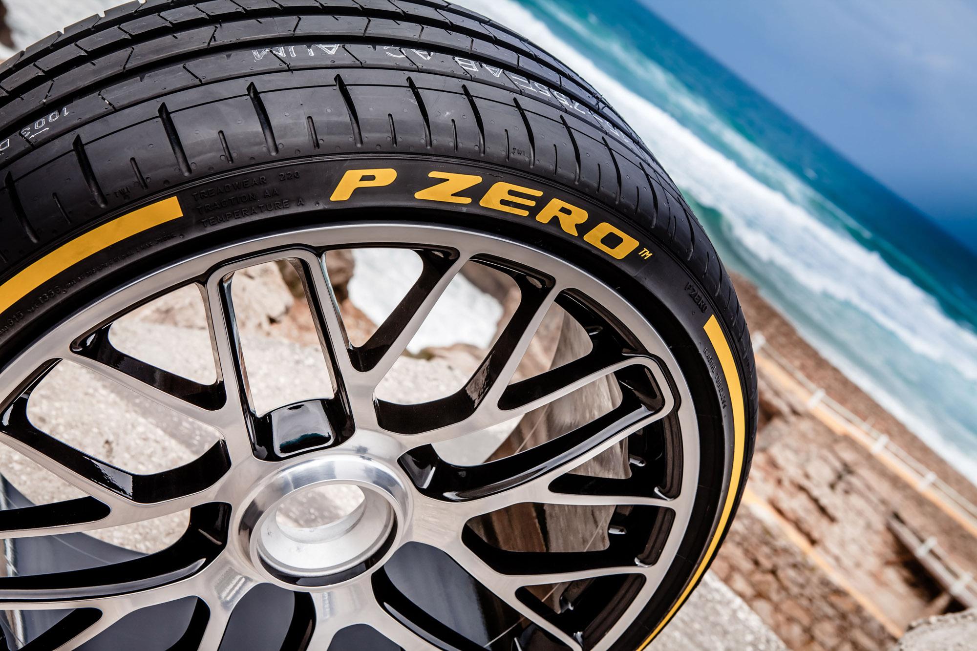 Pirelli Pzero Dragon Sport Launch on Toyota Corolla Tires