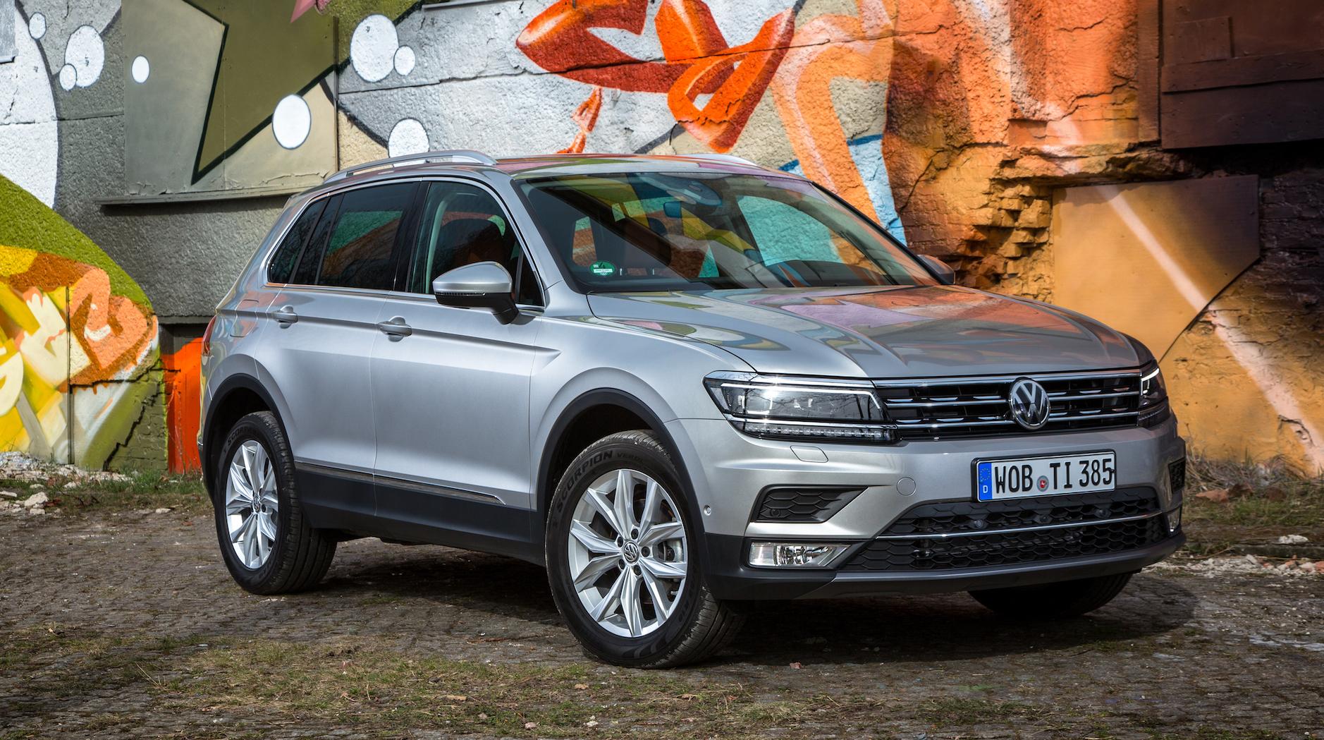 2016 Volkswagen Tiguan Review | CarAdvice