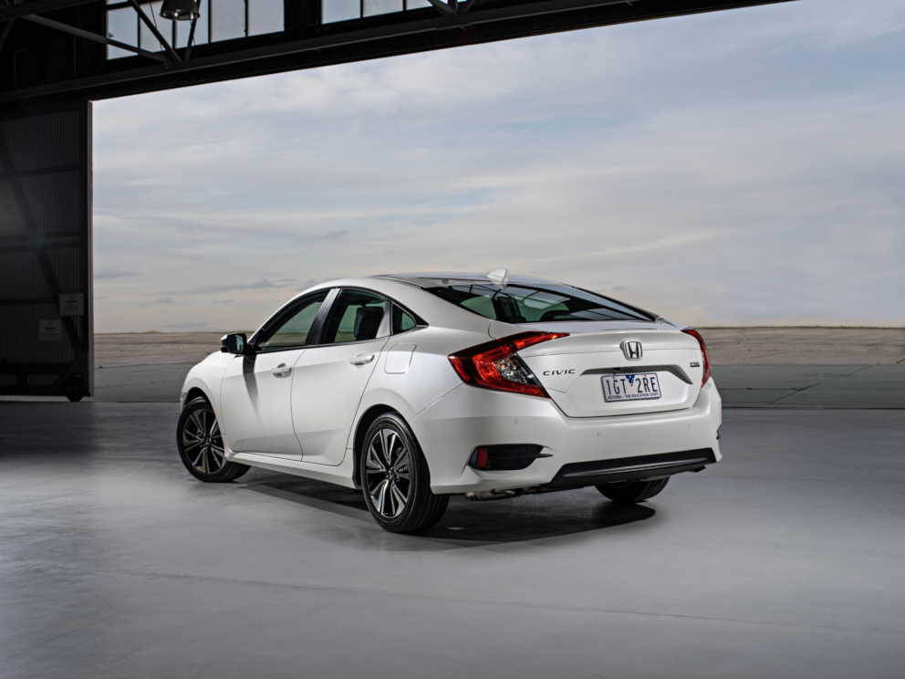 New 2016 Honda Civic Review  CarAdvice