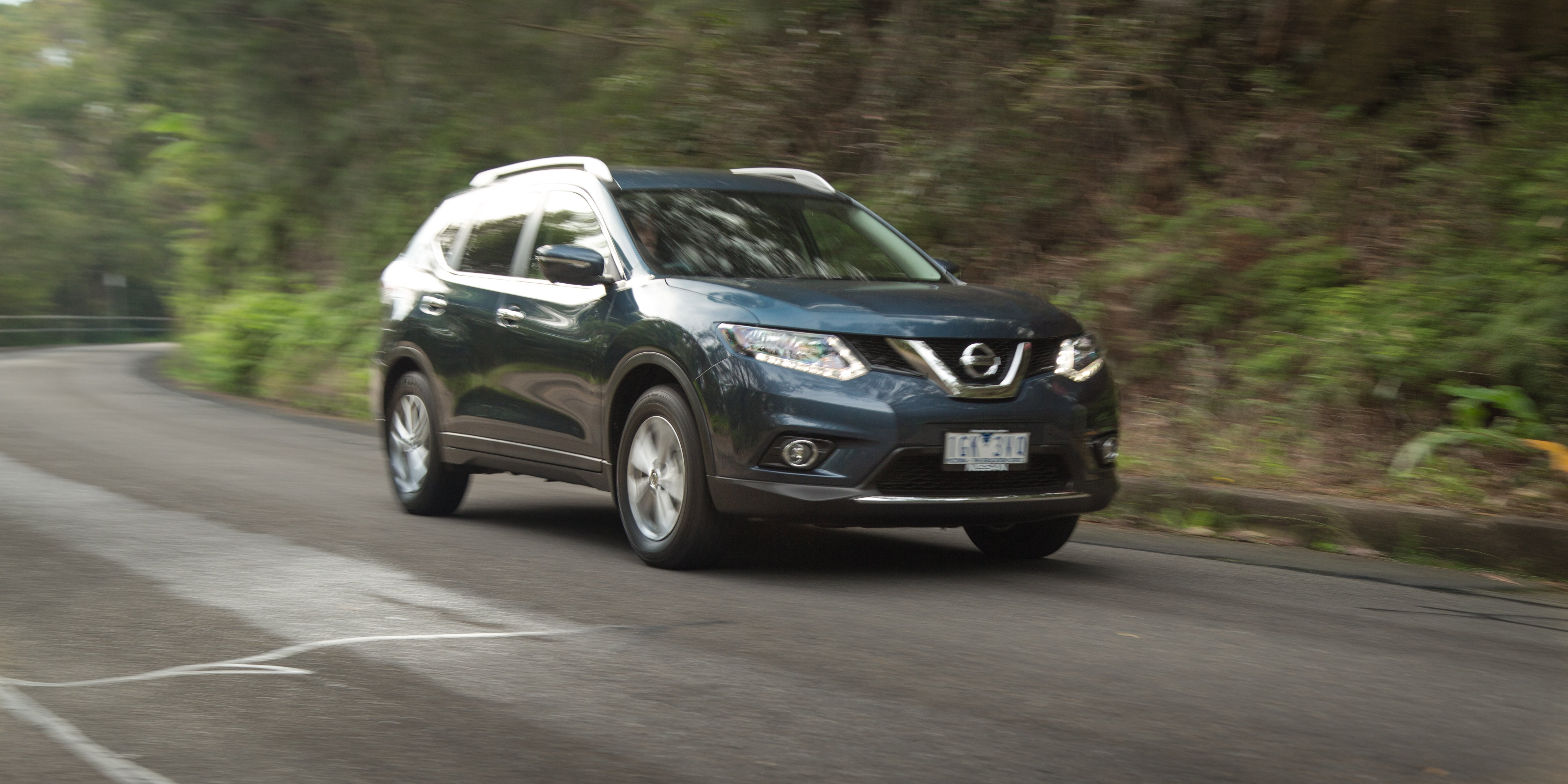 2016 nissan x trail st l review caradvice. Black Bedroom Furniture Sets. Home Design Ideas