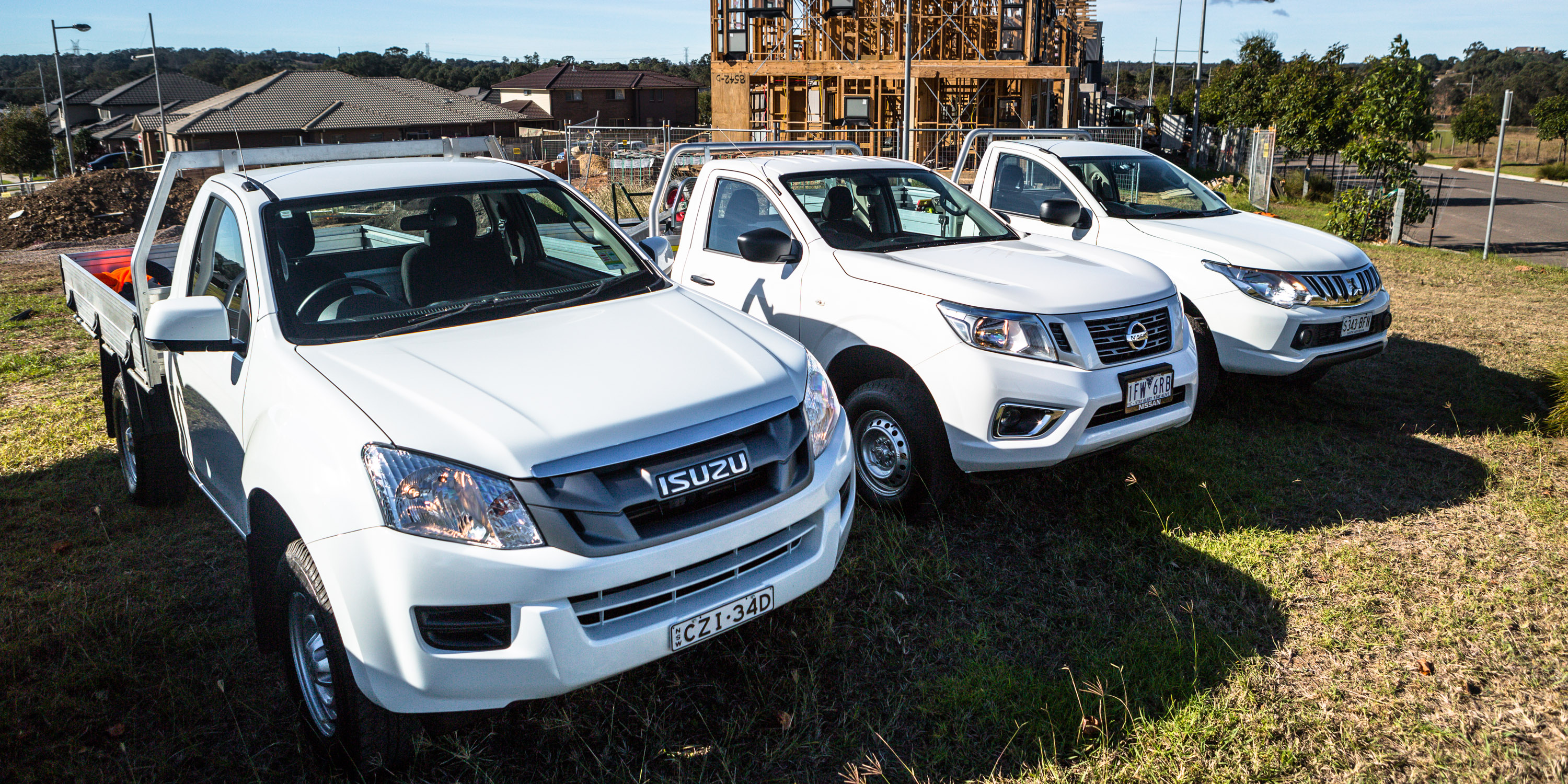 Top selling utes and vans deep dive into toyota hilux ford ranger and beyond photos 1 of 11