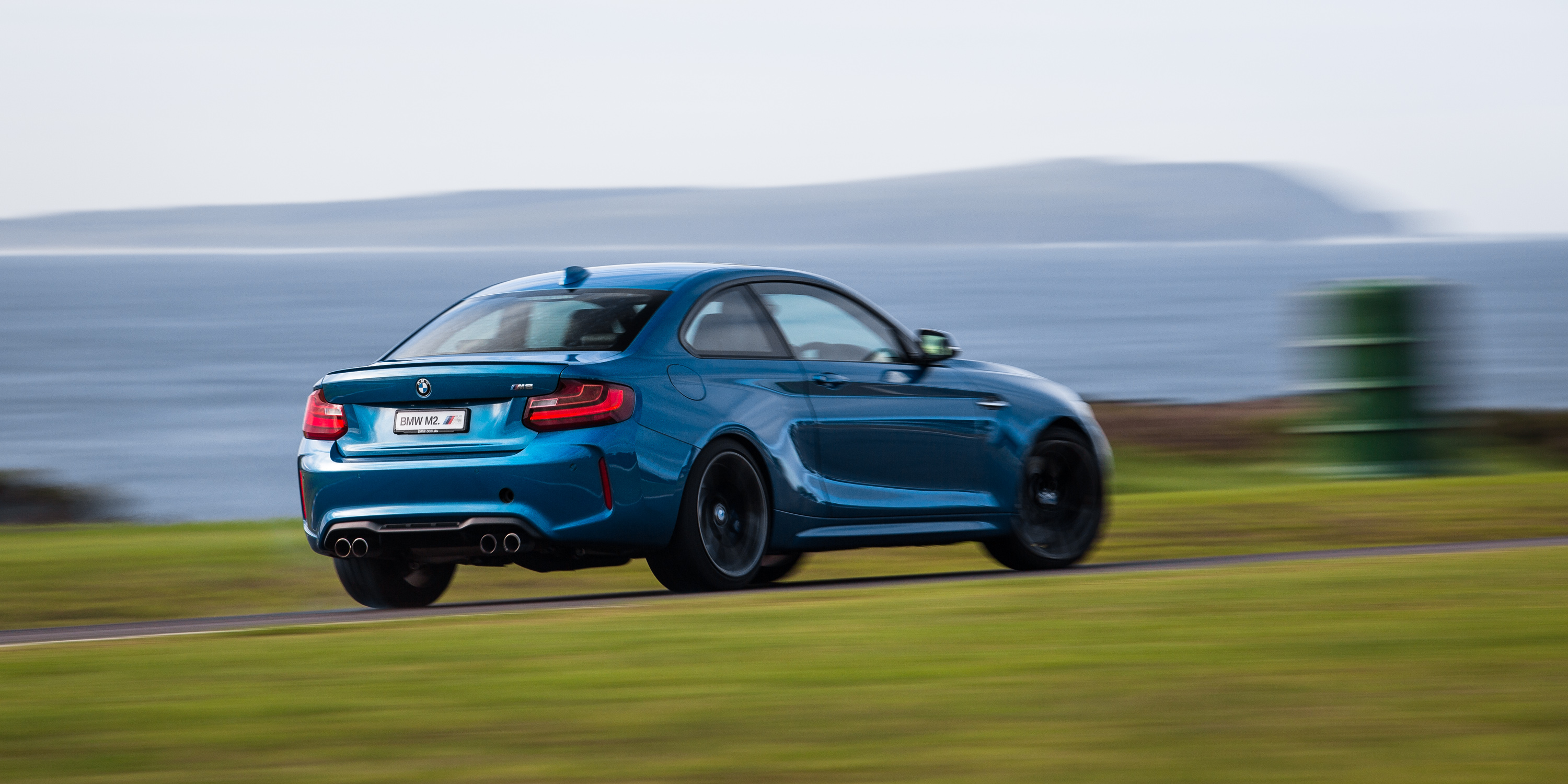 Creative BMW M Performance Day Winners Tackle Phillip Island