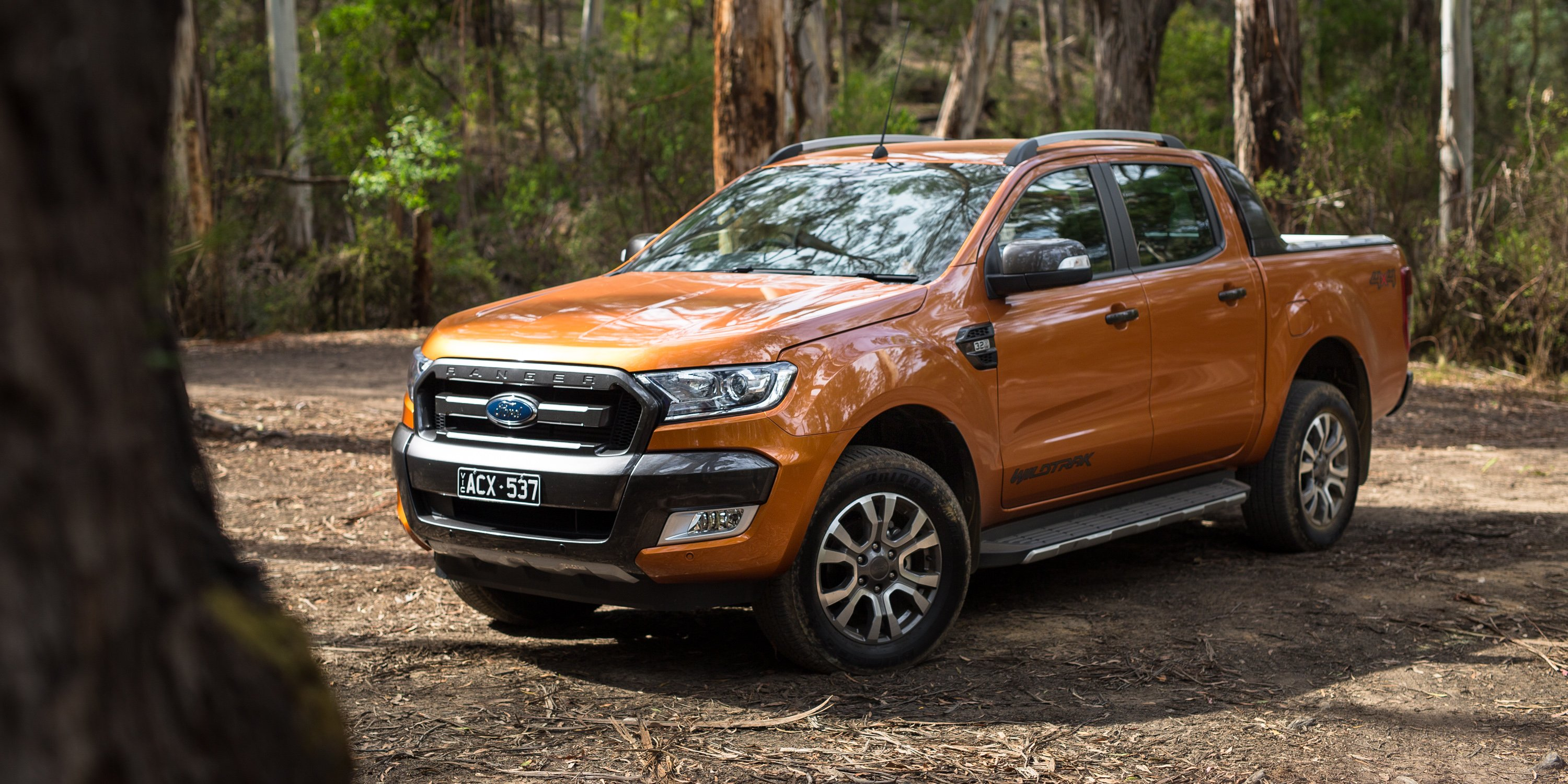 2016 ford ranger - photo #7
