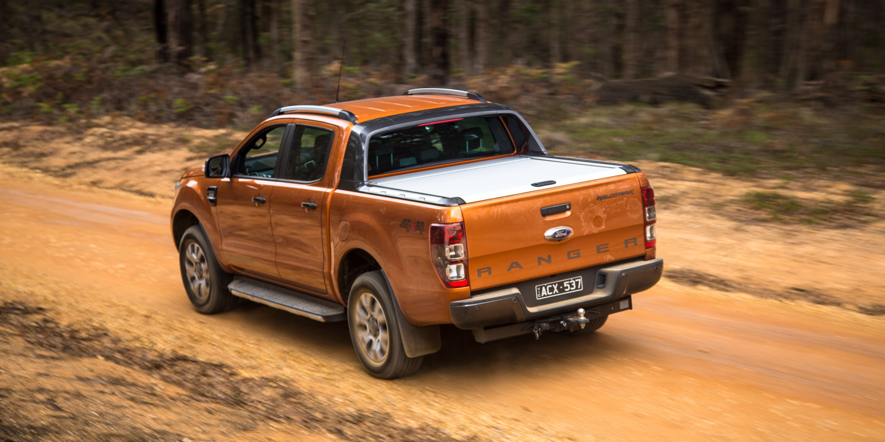 2016 ford ranger - photo #15