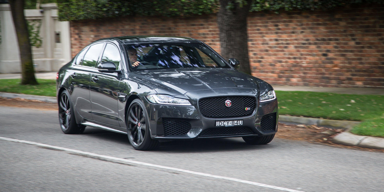 2016 Jaguar Xf S Review Caradvice