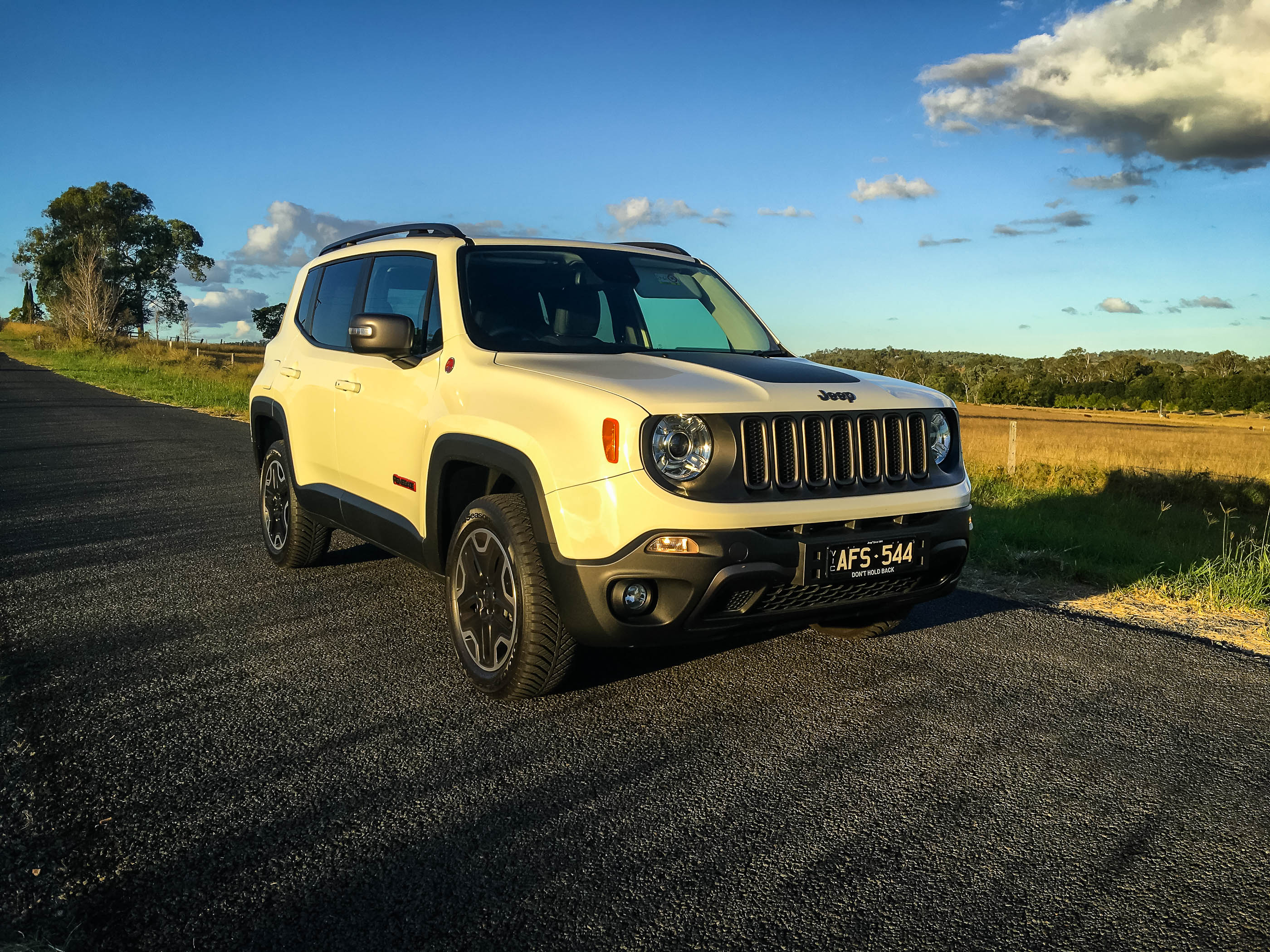 Cool 2016 Jeep Renegade Trailhawk Review  CarAdvice