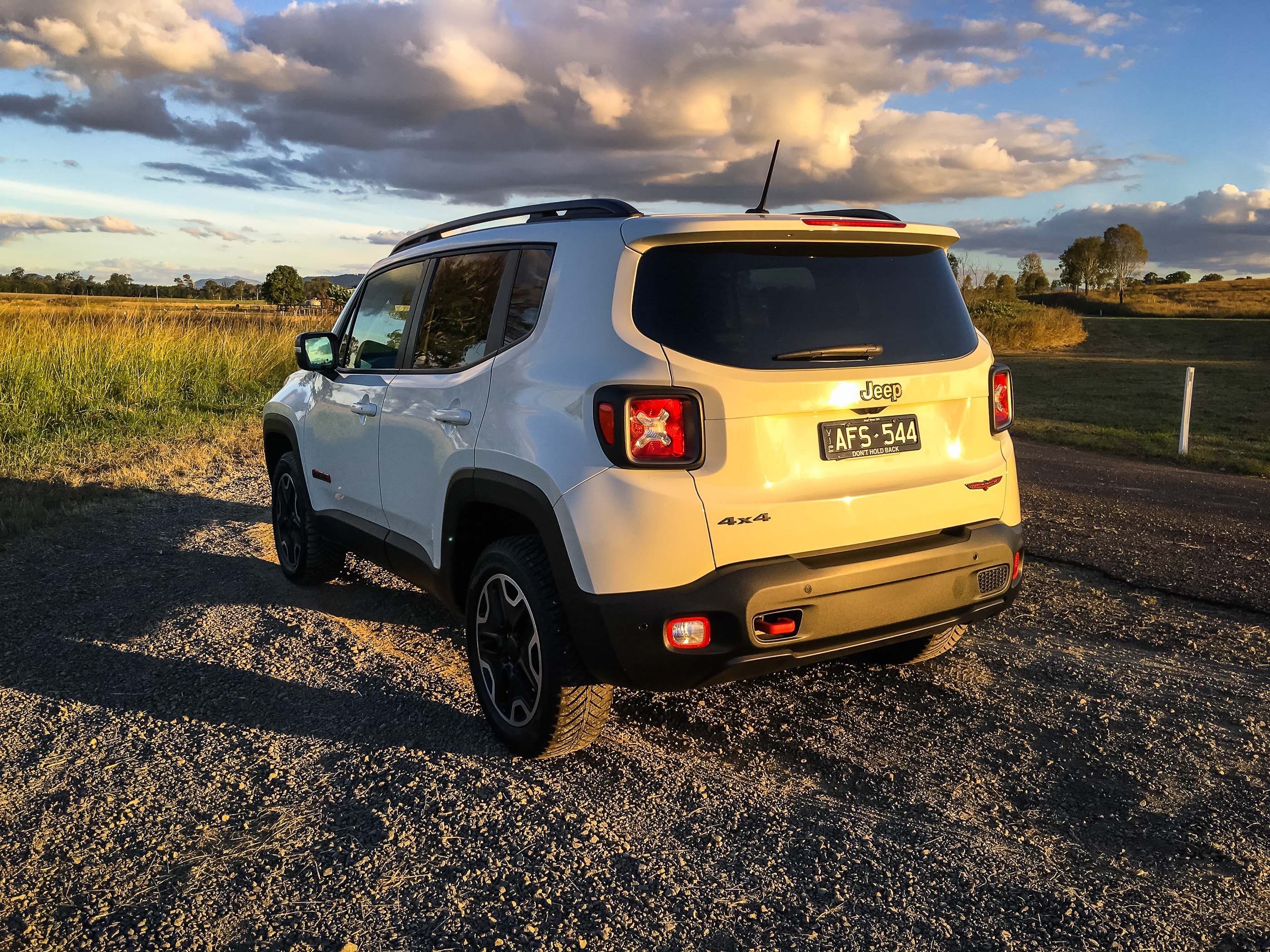 Black Toyota Camry >> 2016 Jeep Renegade Trailhawk Review   CarAdvice