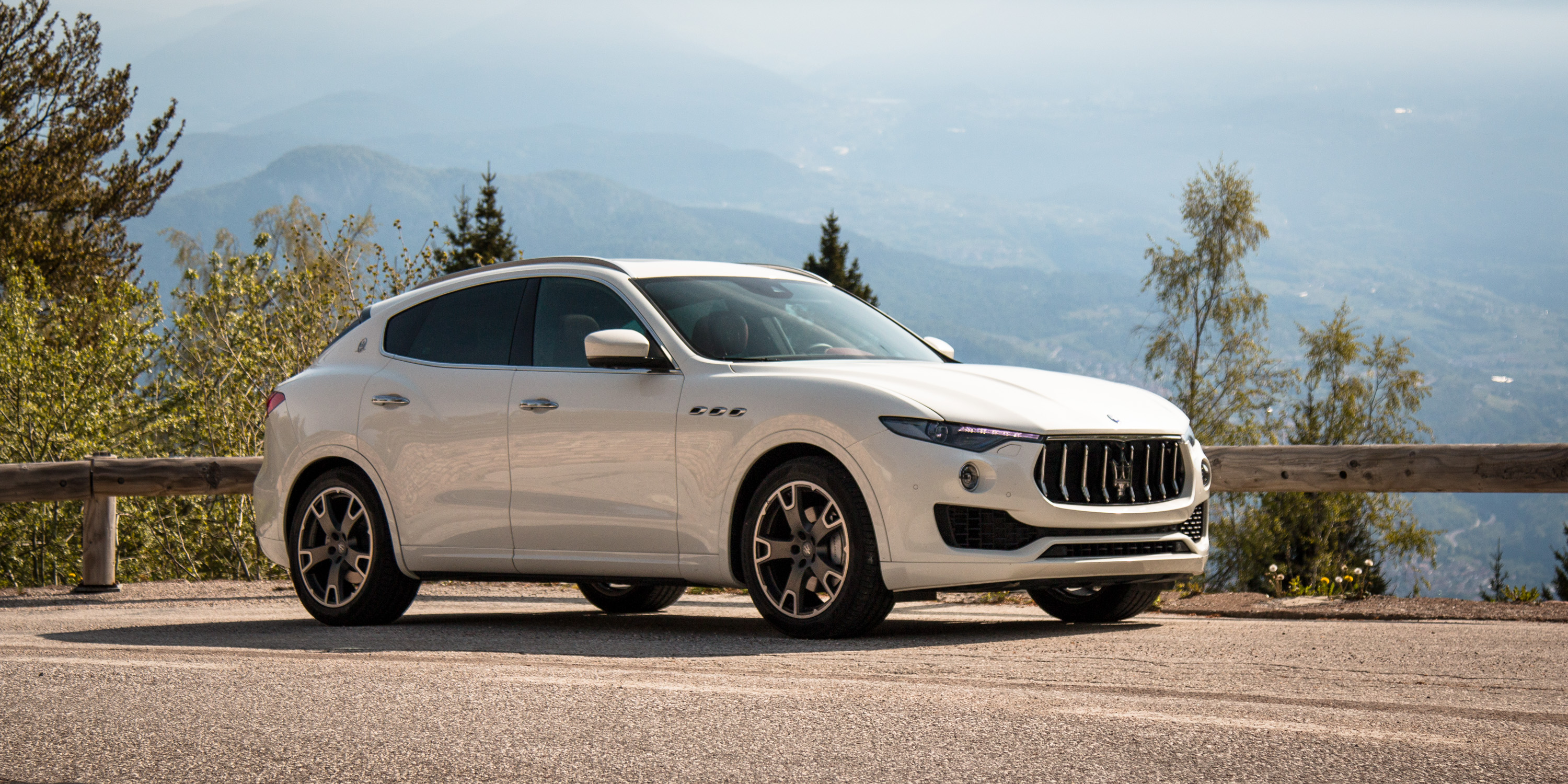 New 2016 Maserati Levante Review  CarAdvice