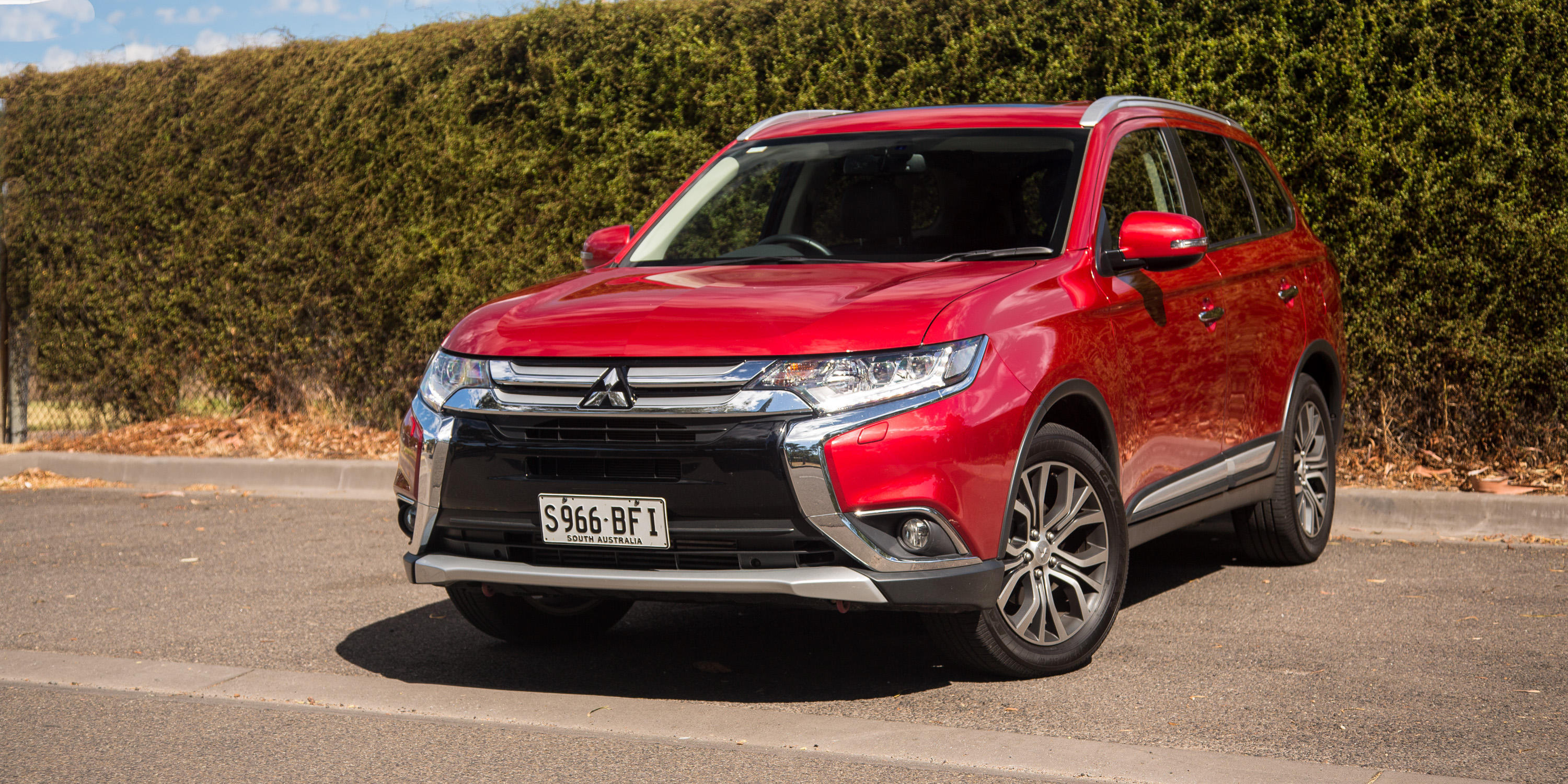 Beautiful 2016 Mitsubishi Outlander Exceed Review  CarAdvice