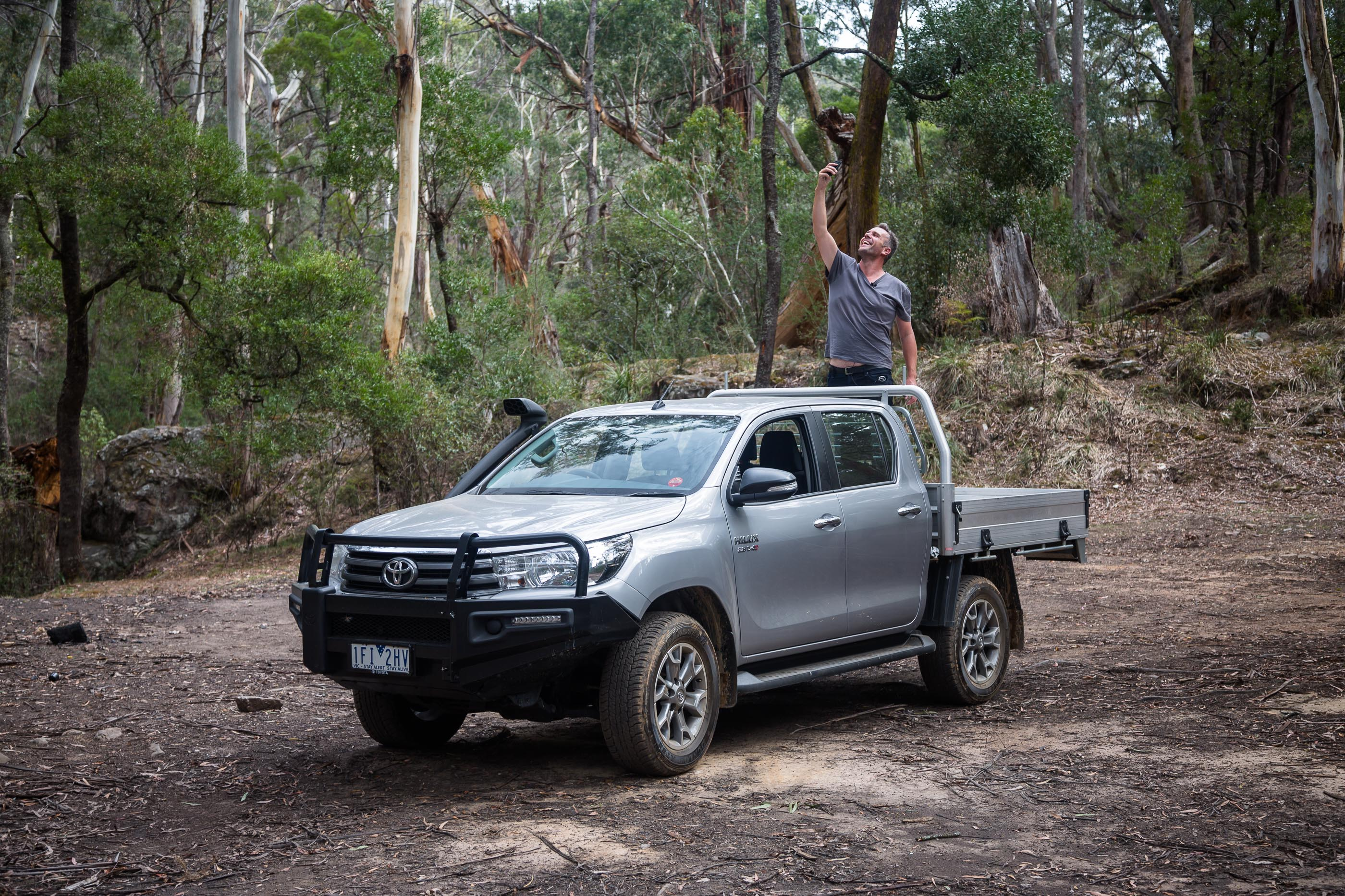 hilux 2016 modified | autocarwall customised toyota hilux 2016