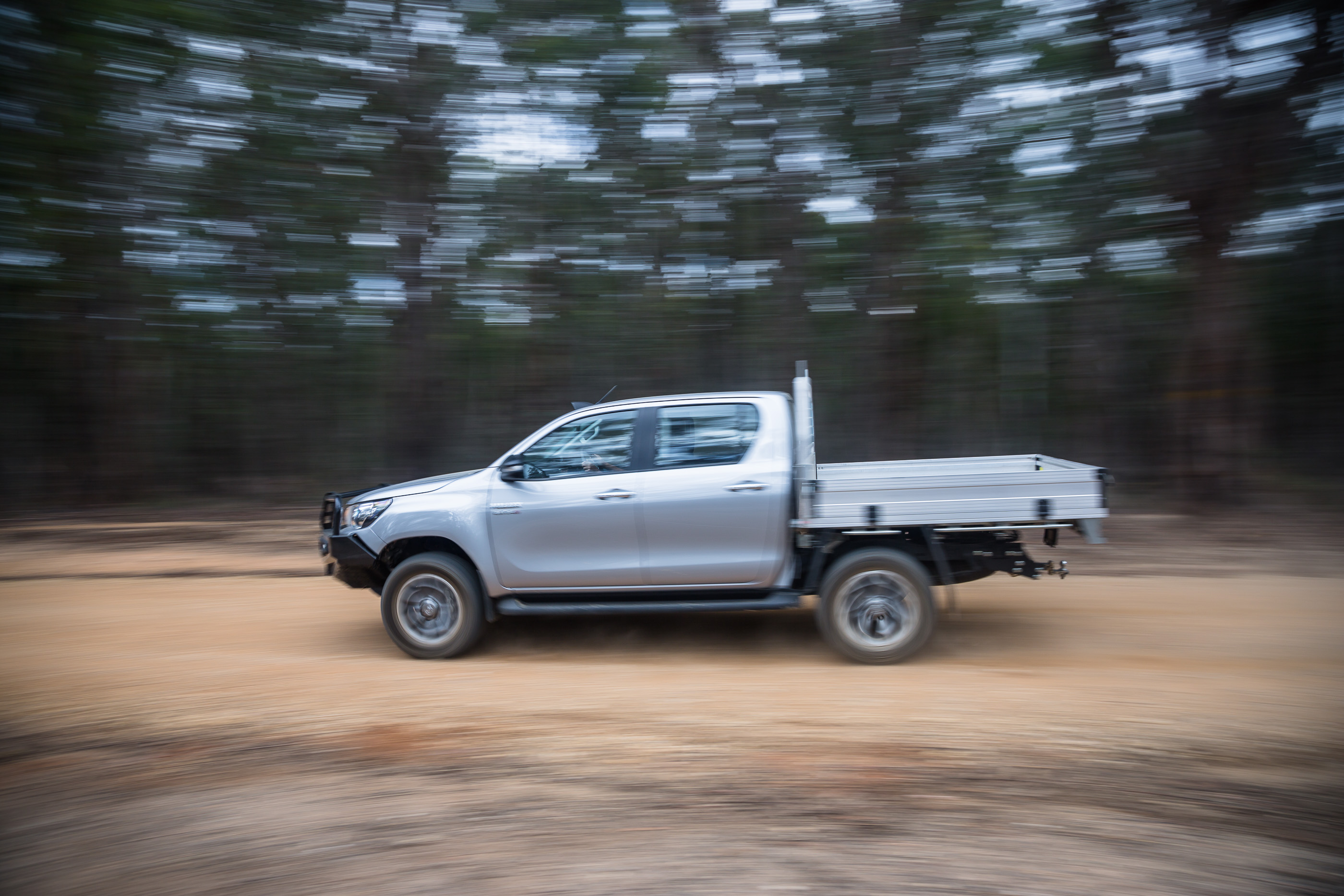 2016 Toyota Hilux SR 4x4 Cab Chassis Review | CarAdvice