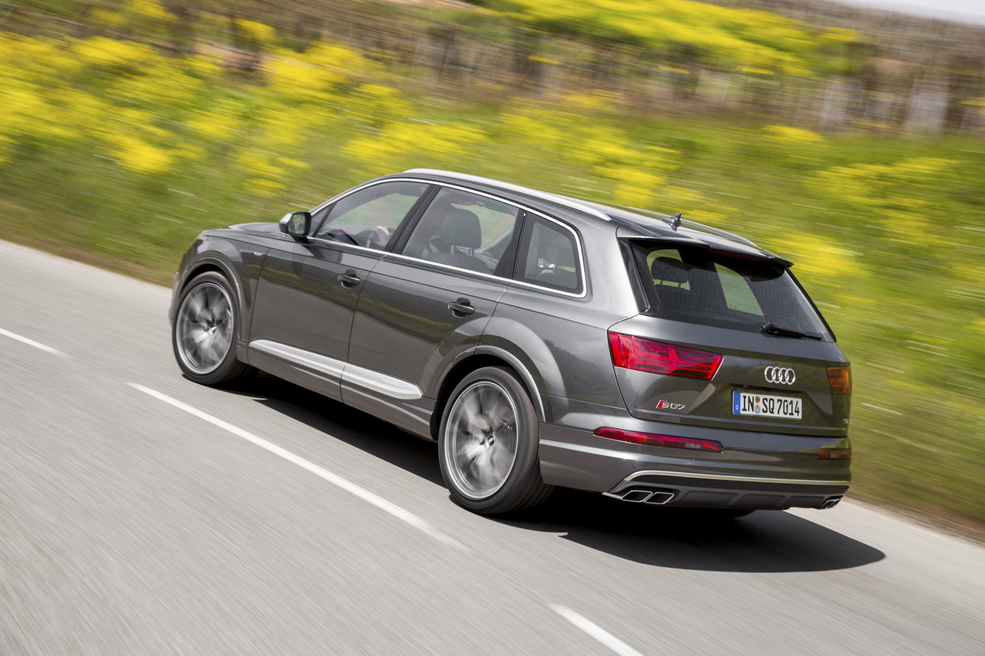 2016 Audi Q5 >> 2017 Audi SQ7 Review | CarAdvice