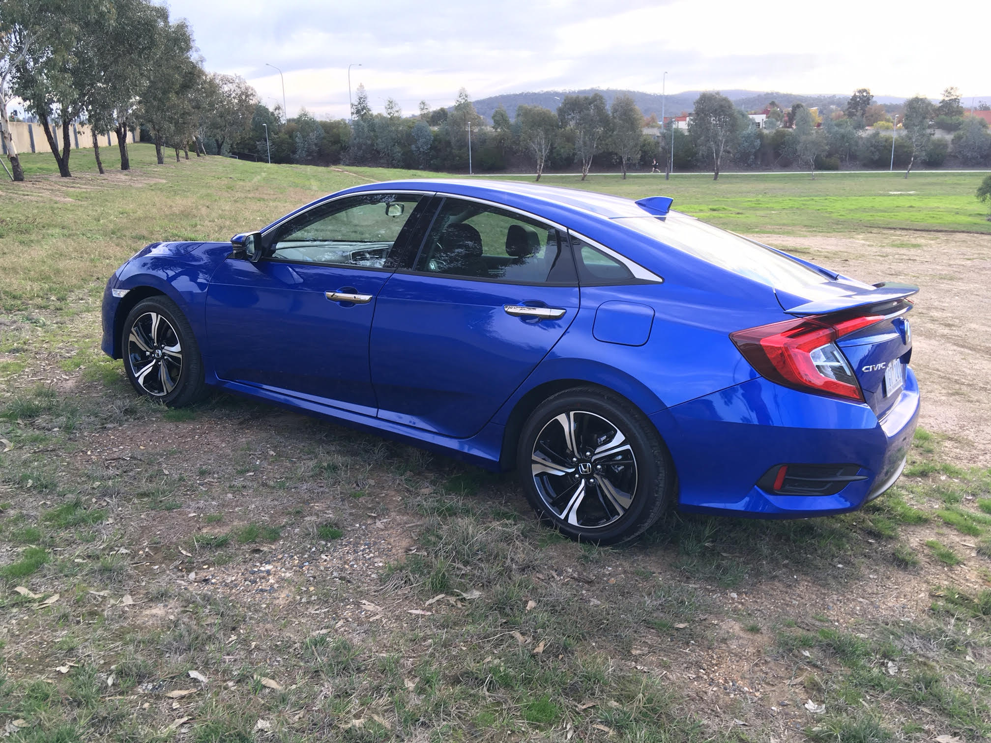 Fantastic 2016 Honda Civic Review  CarAdvice