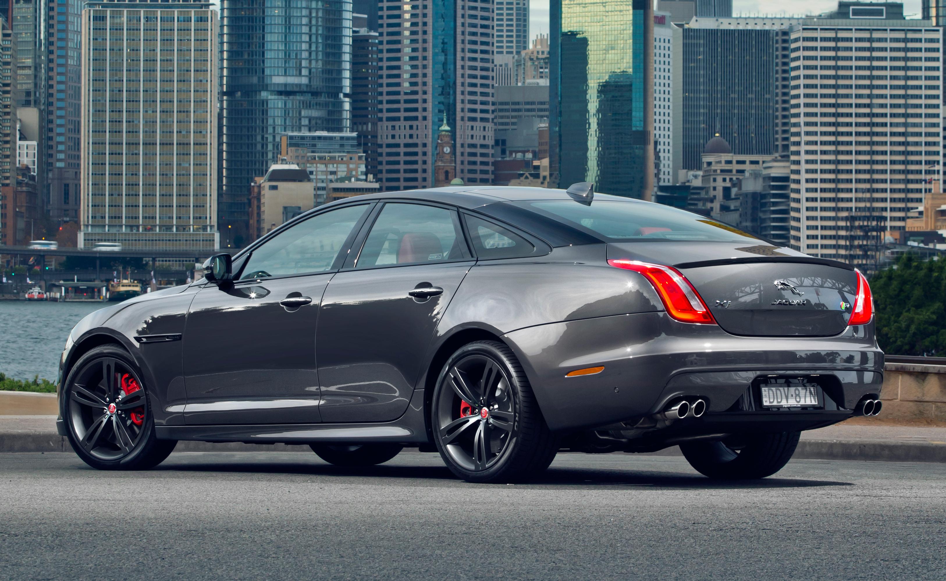 2016 Jaguar XJR Review | CarAdvice