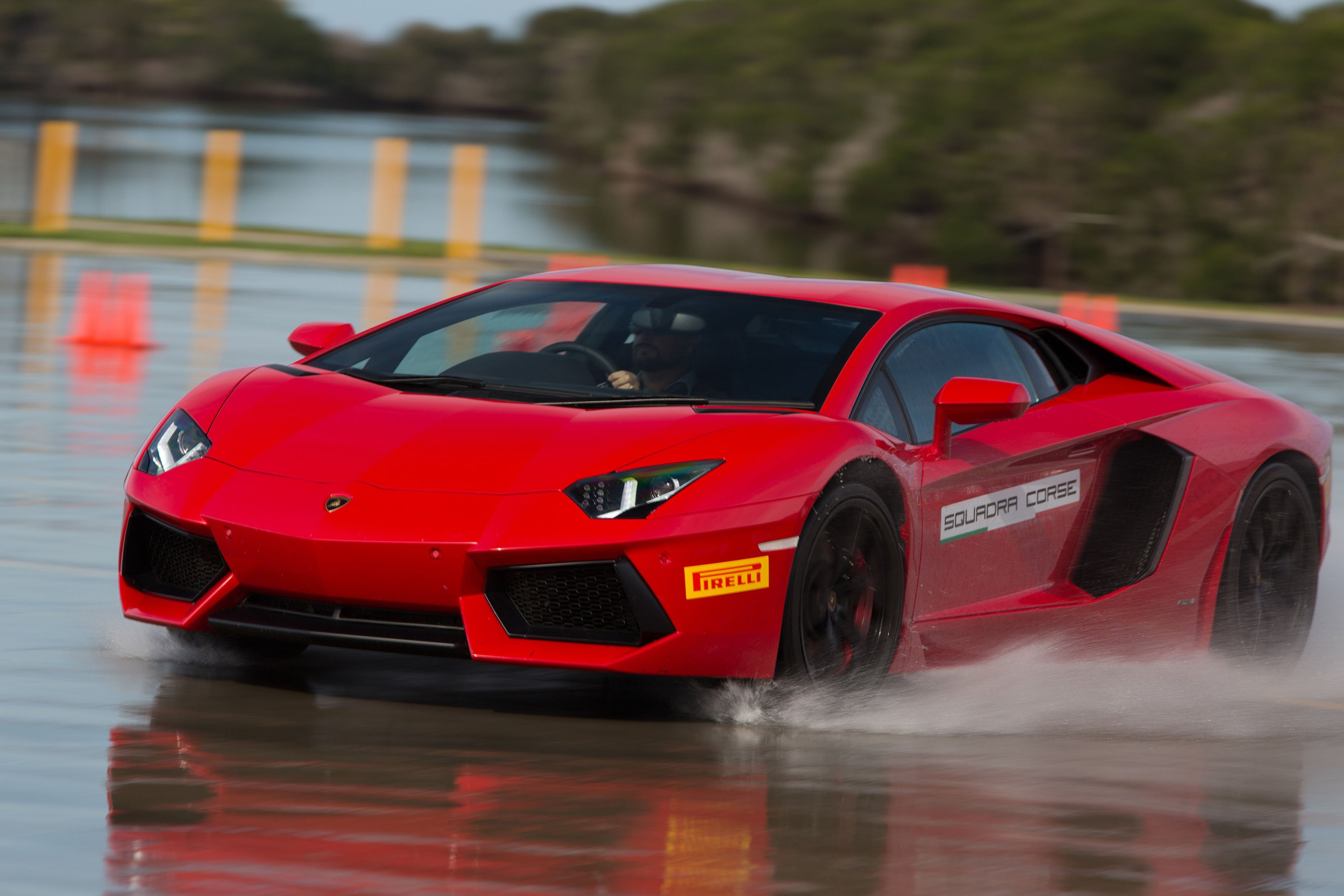 lamborghini thrilled with australian sales not so thrilled with aventador sv pricing photos. Black Bedroom Furniture Sets. Home Design Ideas