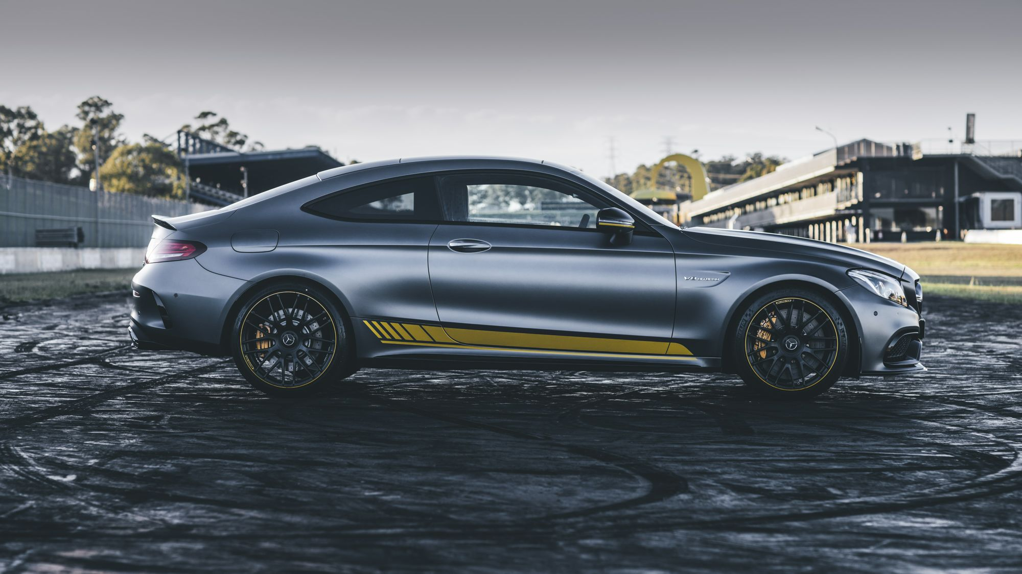 Creative 2016 MercedesAMG C63 S Coupe Review Track Test  CarAdvice