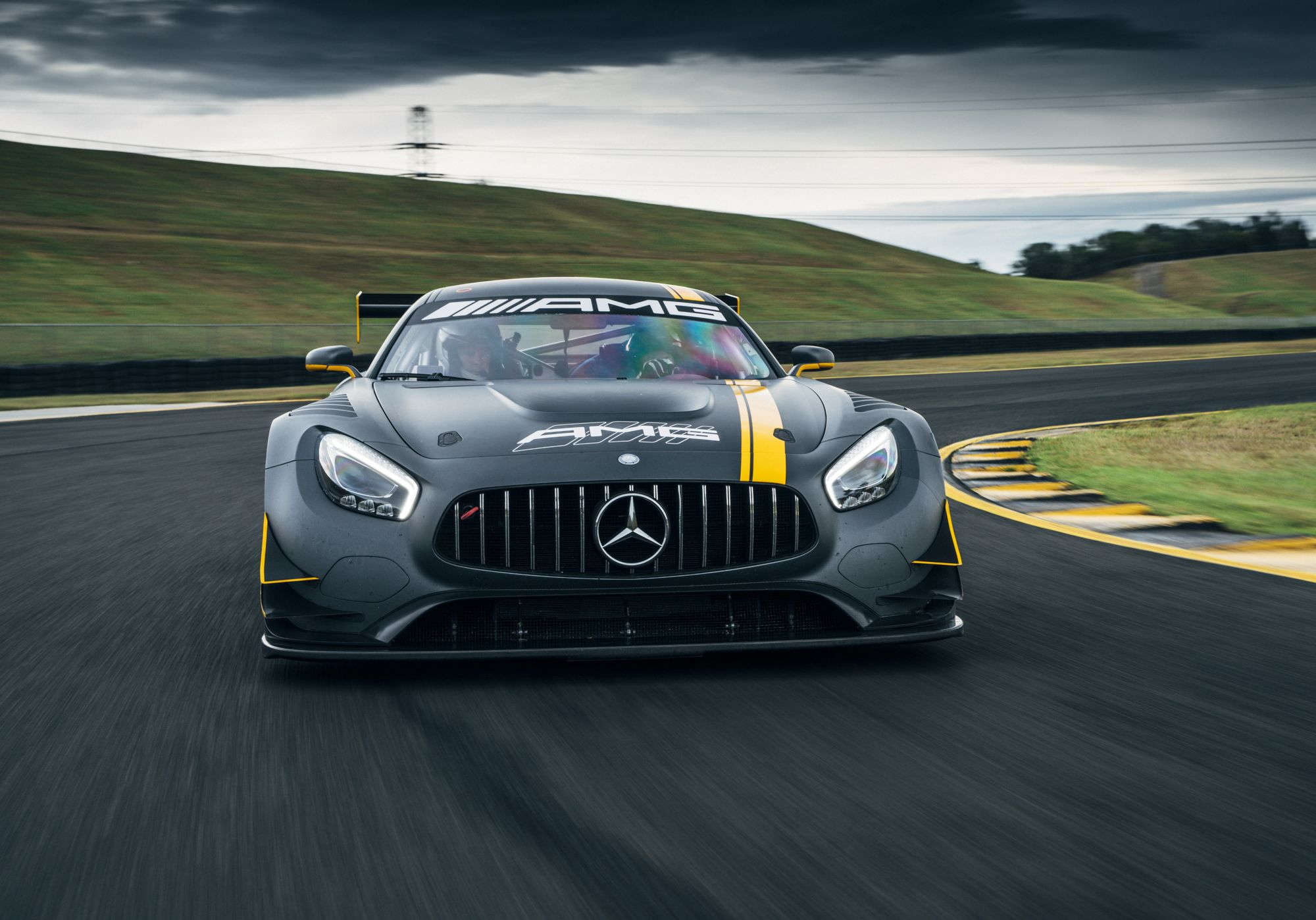 Mercedes Amg Gt3 Review Track Test Caradvice