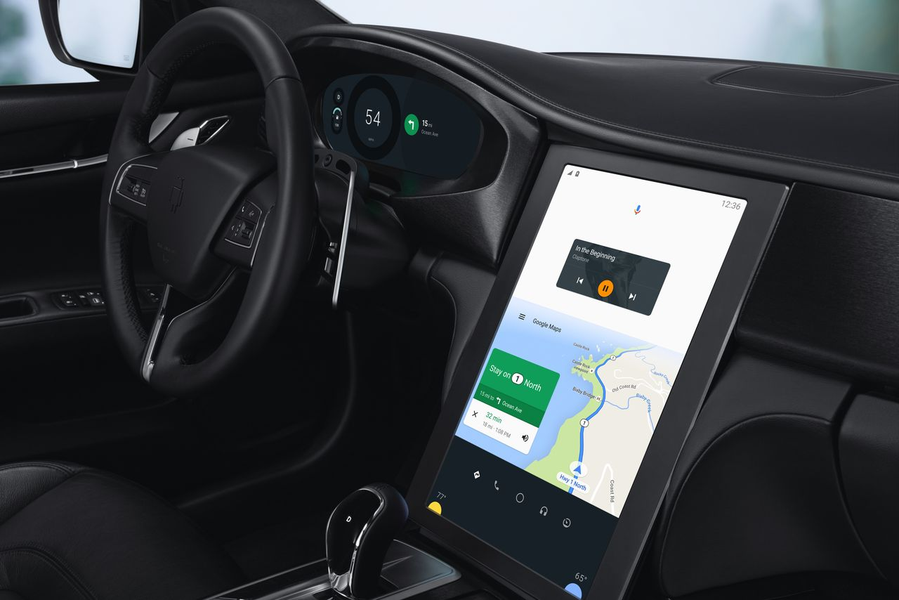 google overhauls maserati 39 s infotainment with android. Black Bedroom Furniture Sets. Home Design Ideas