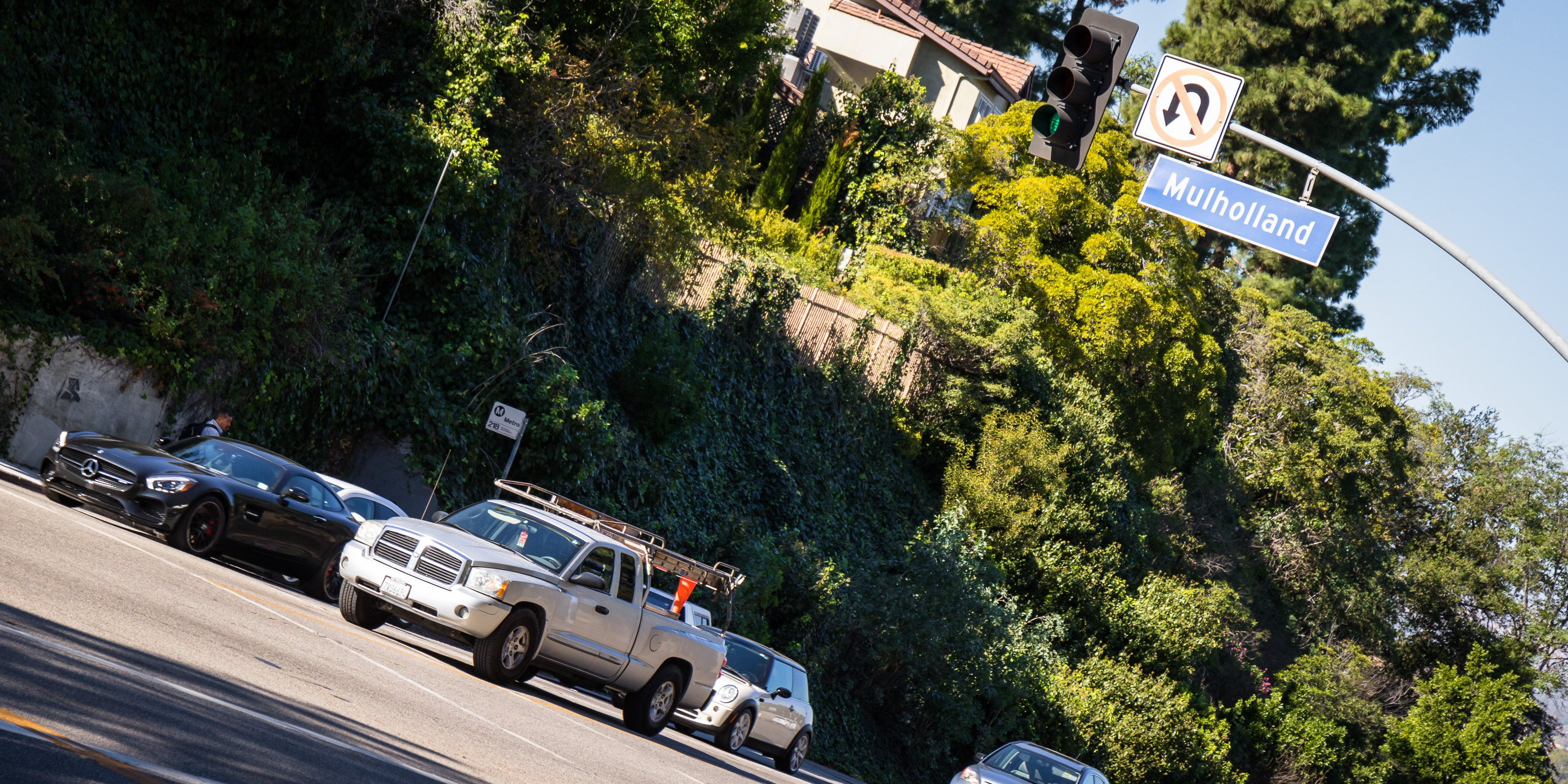 New Exploring Mulholland Drive Top Down In LA In A Mazda MX