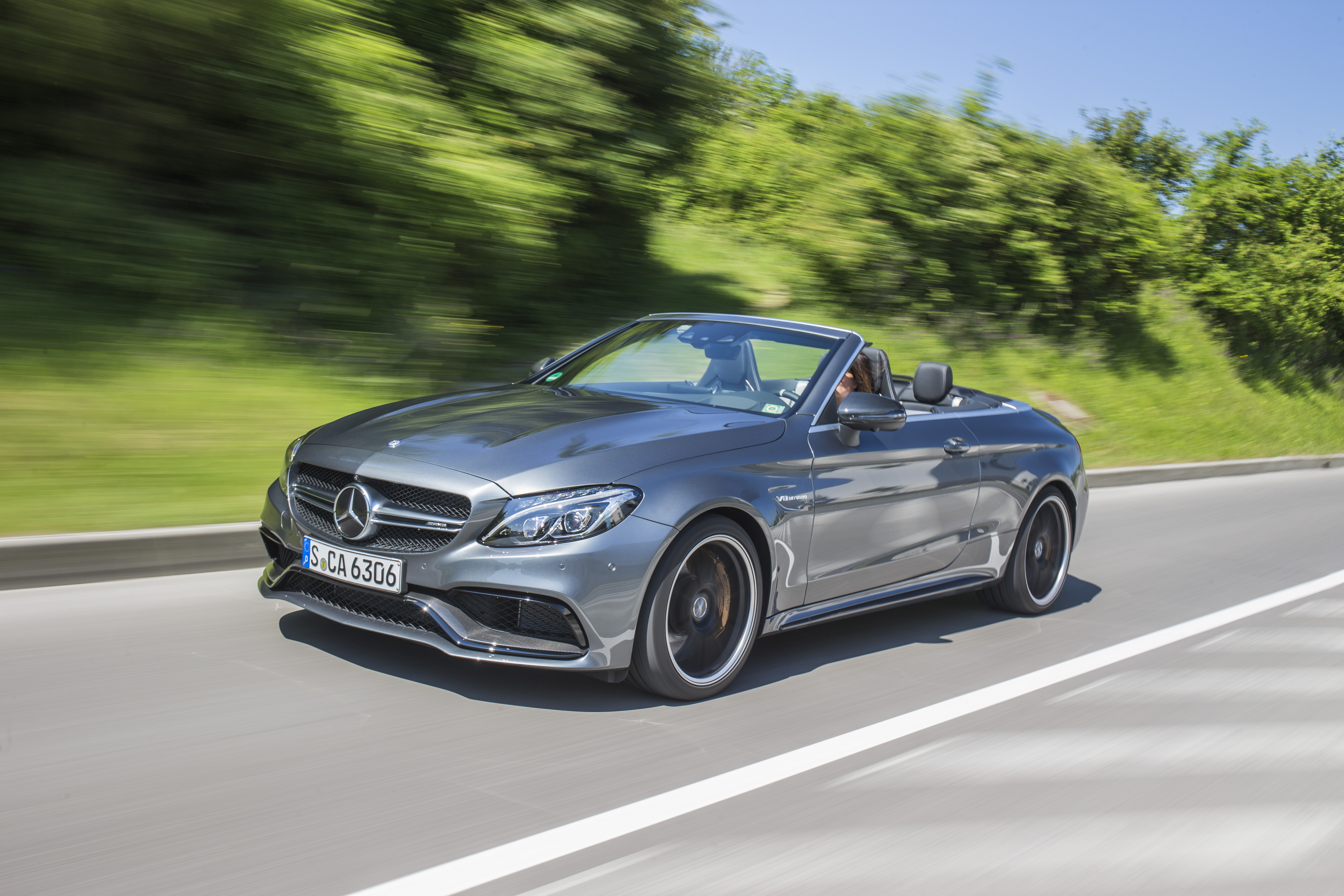 2017 mercedes amg c63 s c43 cabriolet review caradvice for Mercedes benz c63 2017