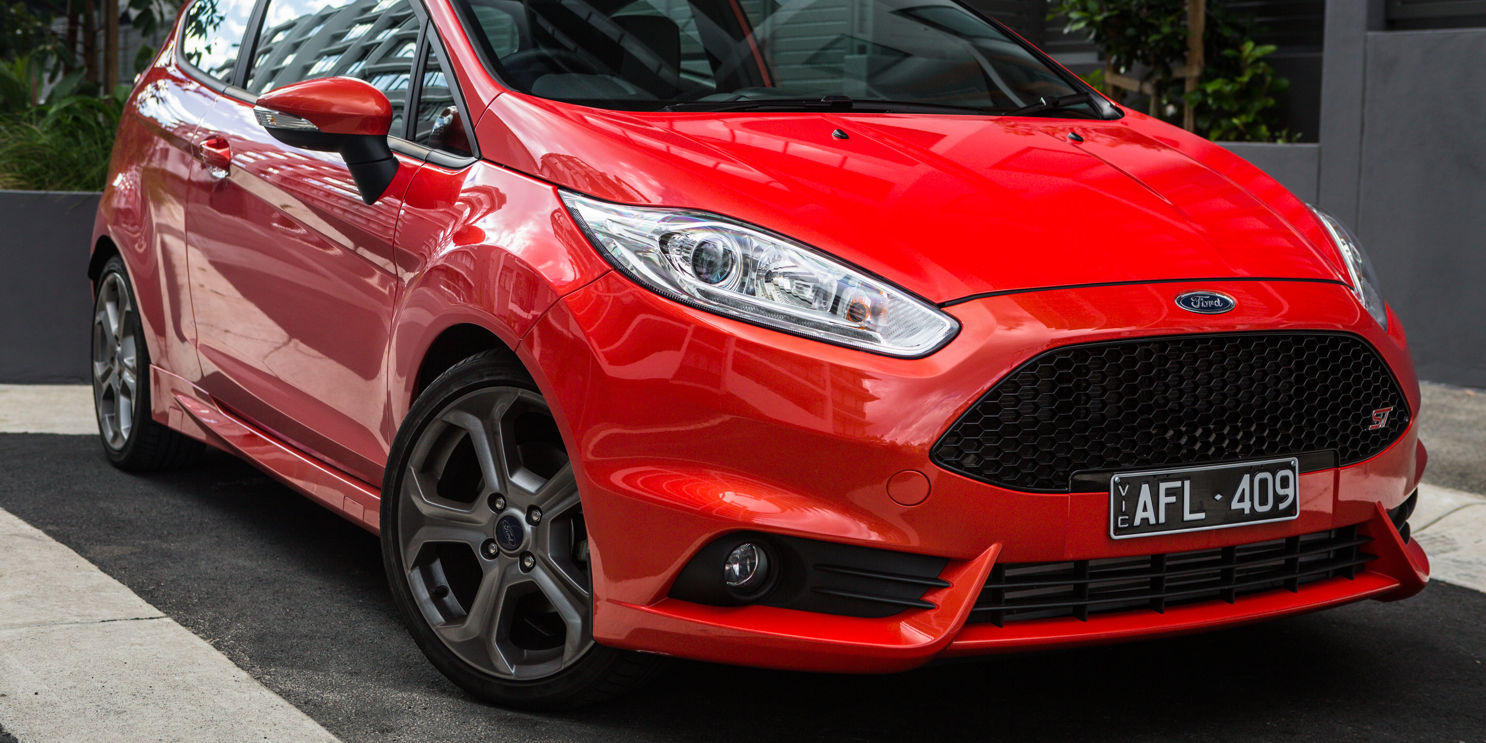 2016 ford fiesta st mountune mp215 review caradvice. Cars Review. Best American Auto & Cars Review