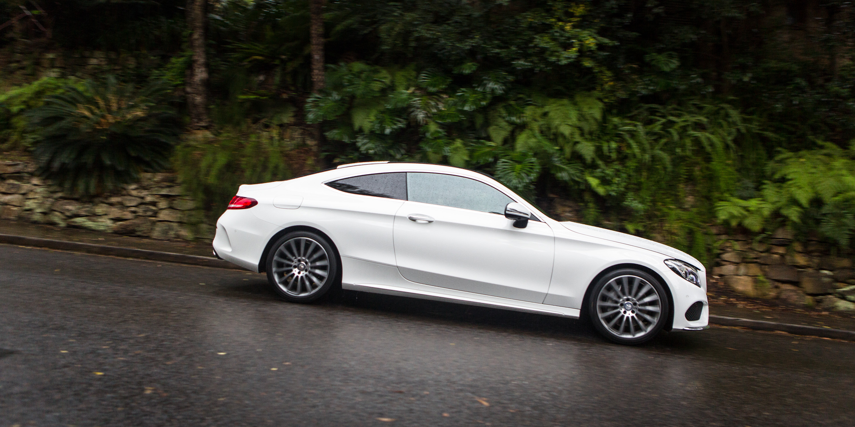 2016 mercedes benz c300 coupe long term report one for Mercedes benz long