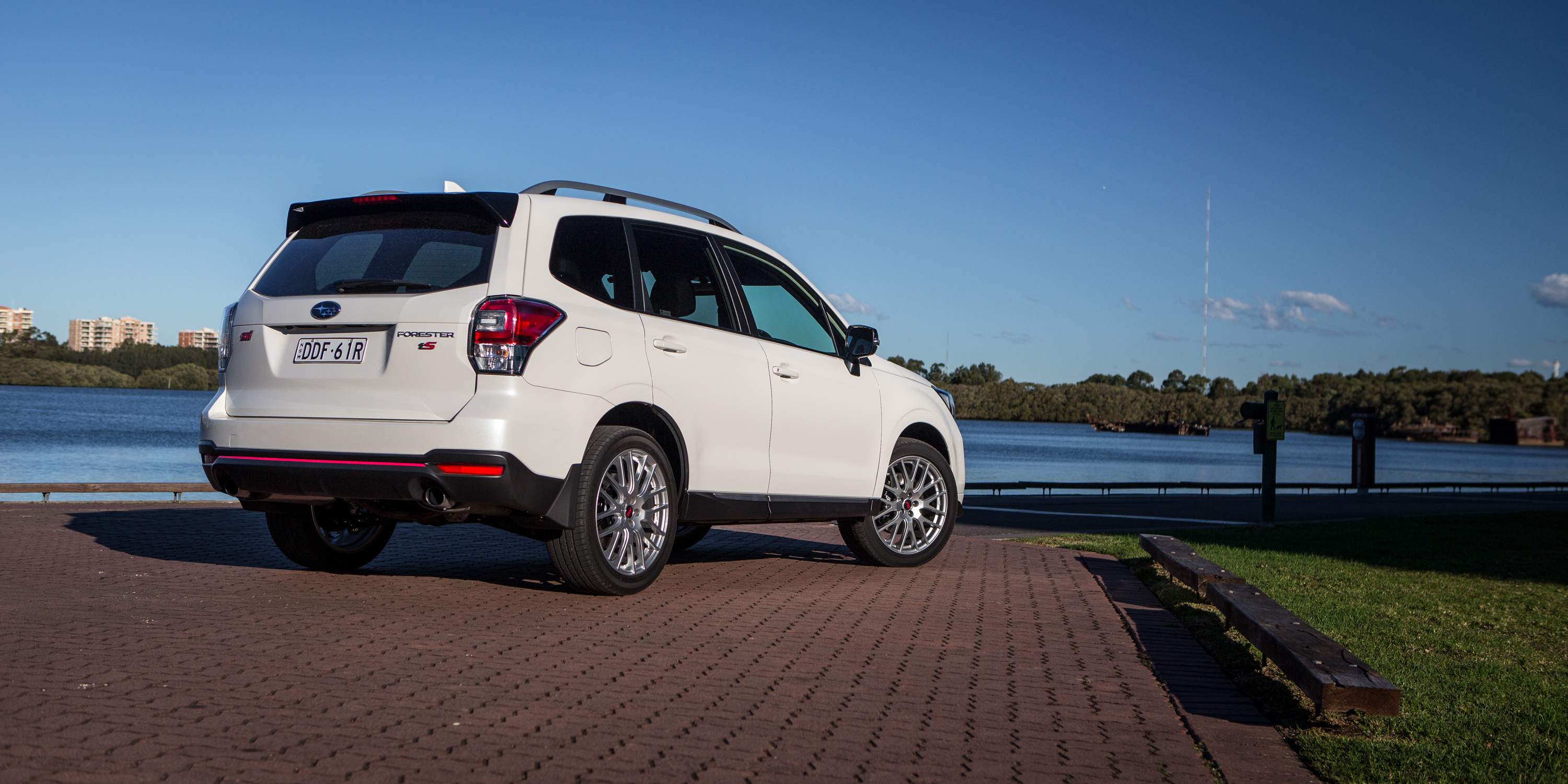 Fantastic 2016 Subaru Forester TS Review  CarAdvice