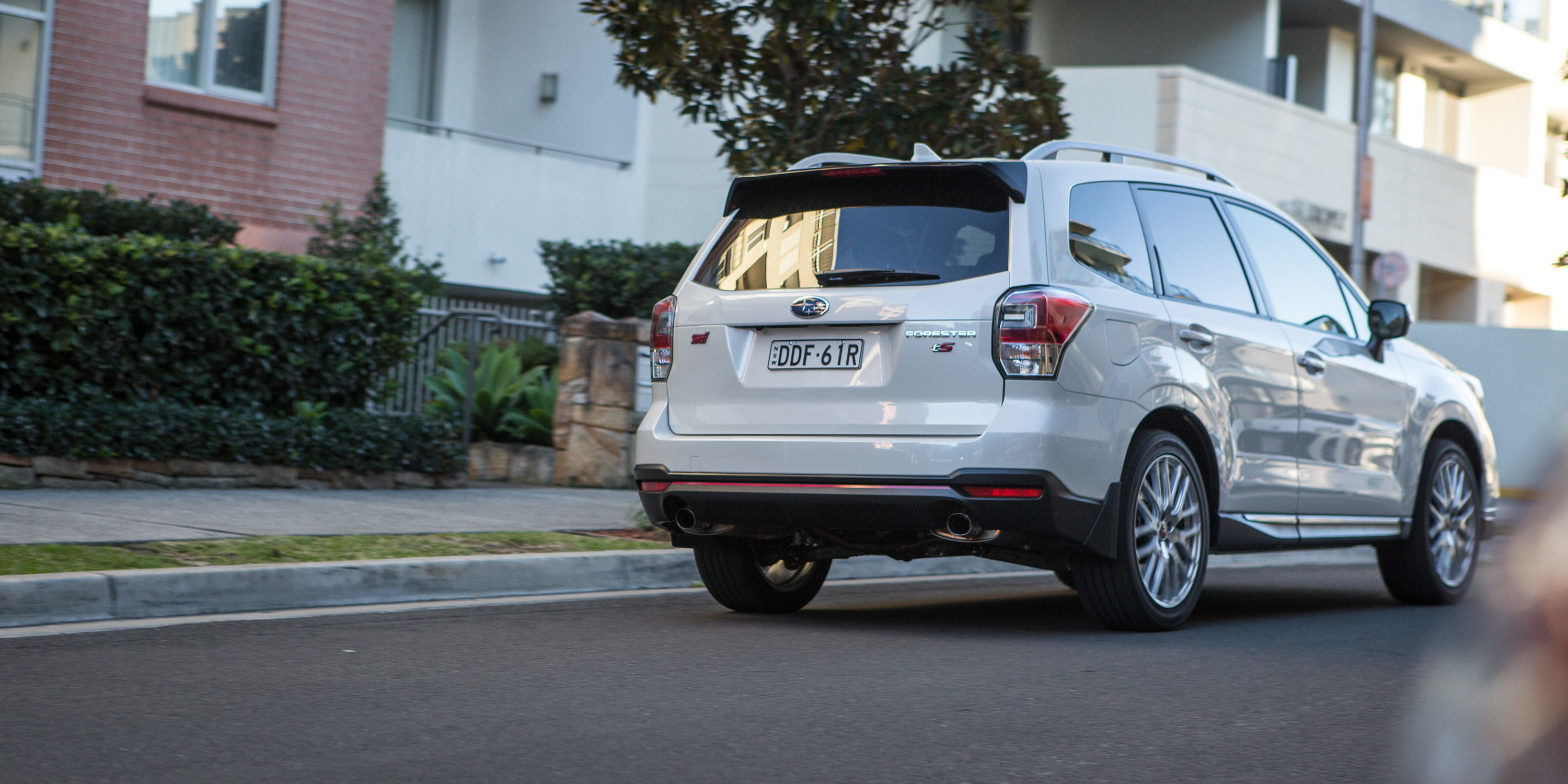 Brilliant 2016 Subaru Forester TS Review  CarAdvice