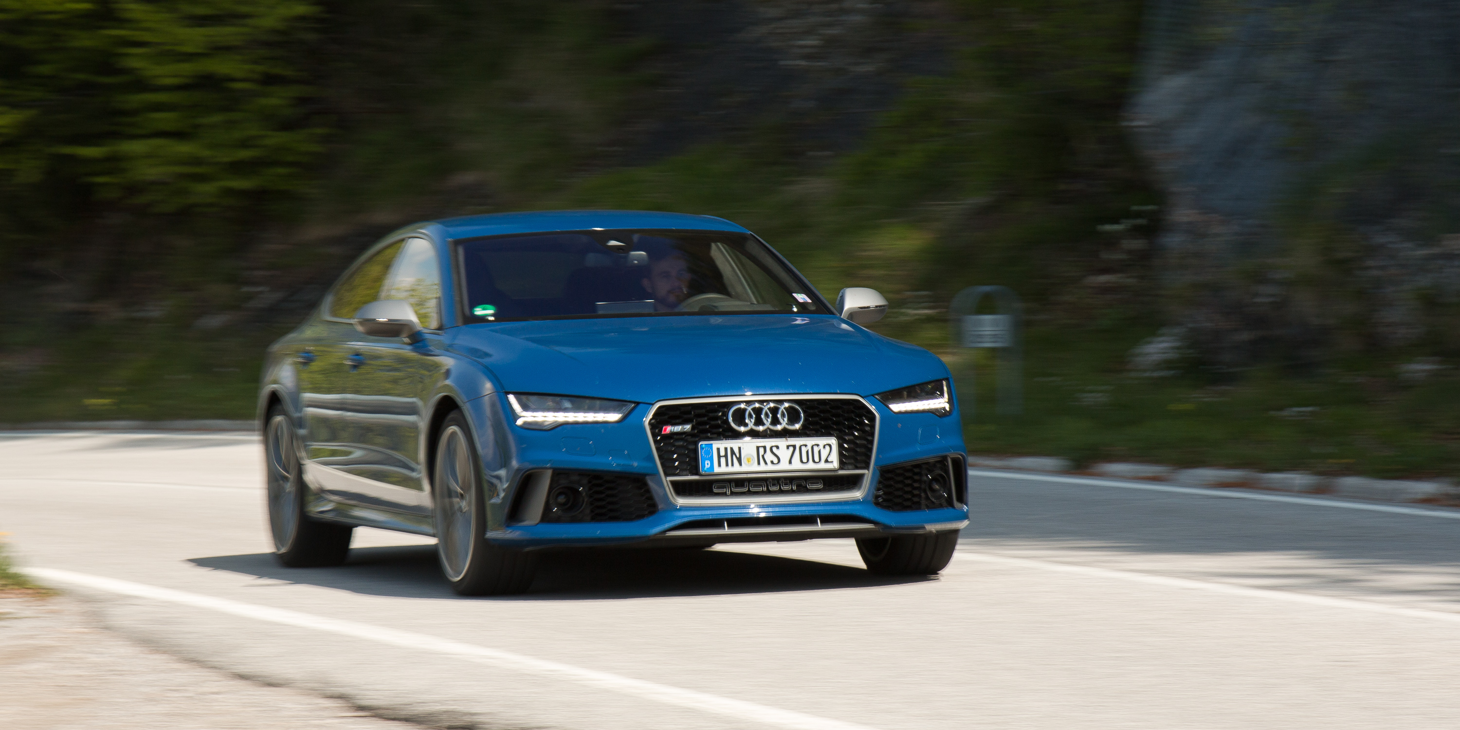New 2016 Audi RS7 Sportback Performance Review  CarAdvice