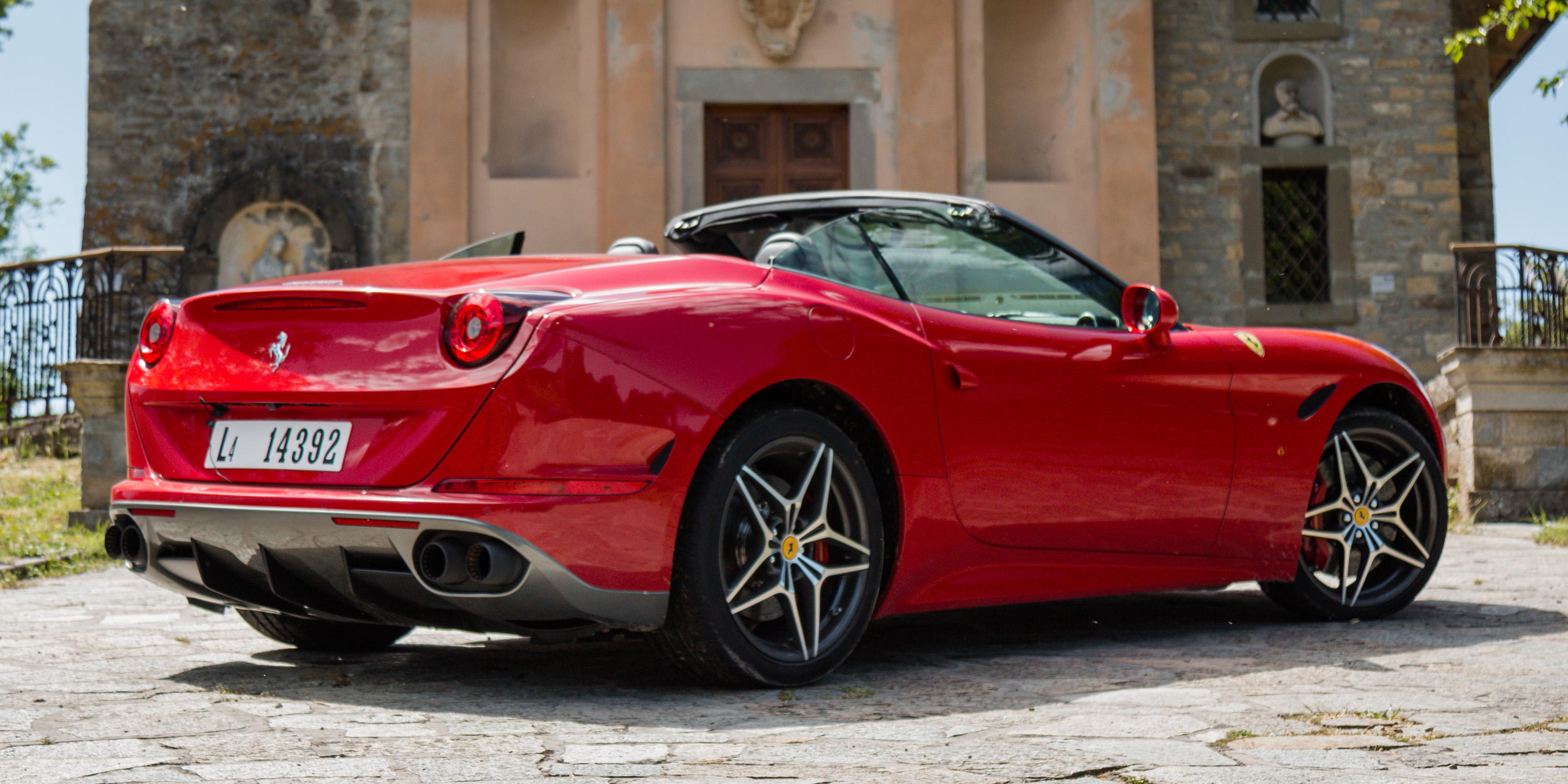 Model 2016 Ferrari California T Handling Speciale Review  CarAdvice