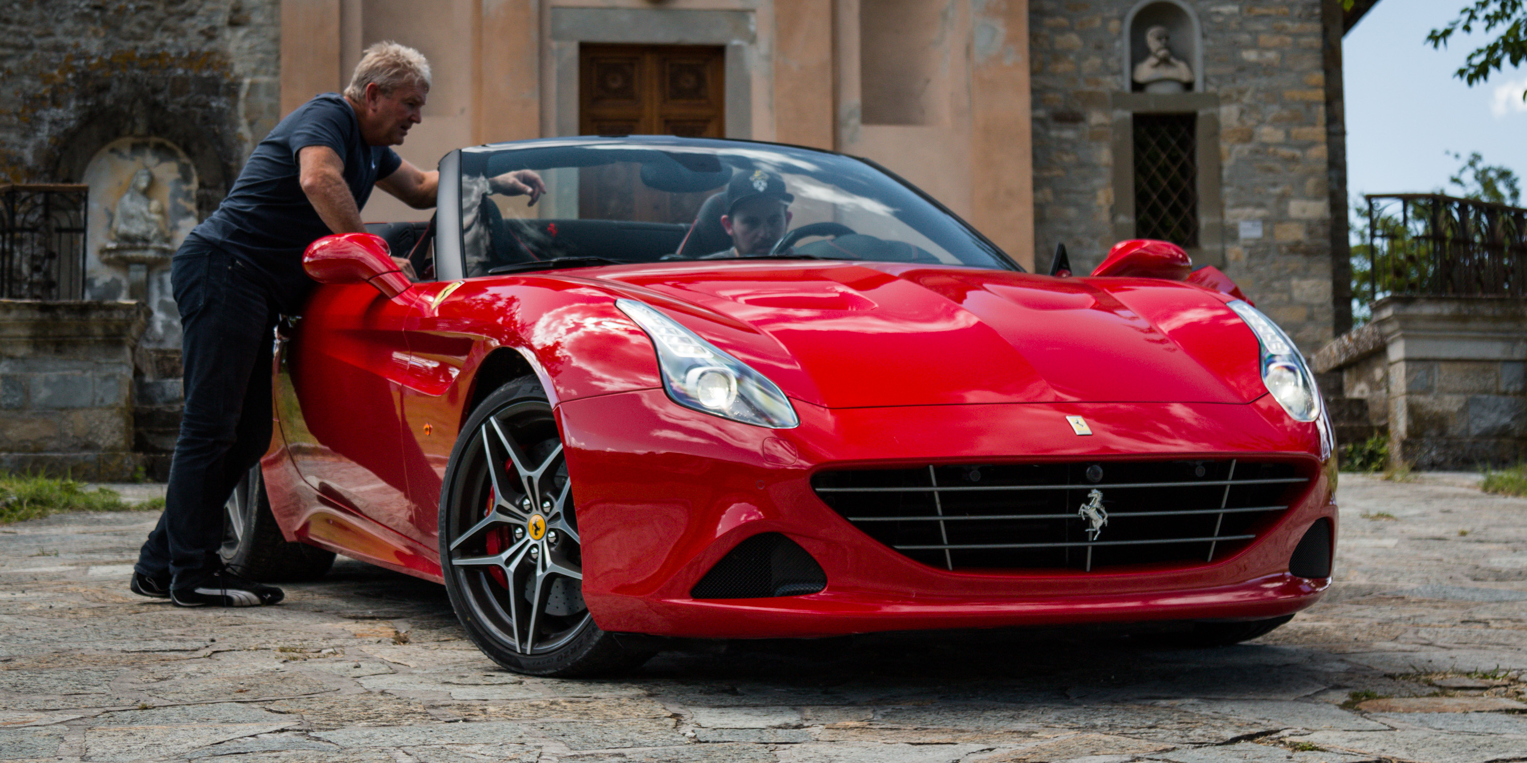 Ferrari California Price