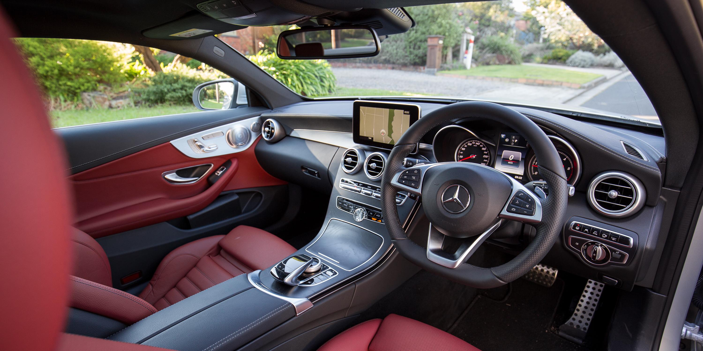 Mercedes C250 Coupe >> 2016 Mercedes-Benz C250d Coupe Review | CarAdvice