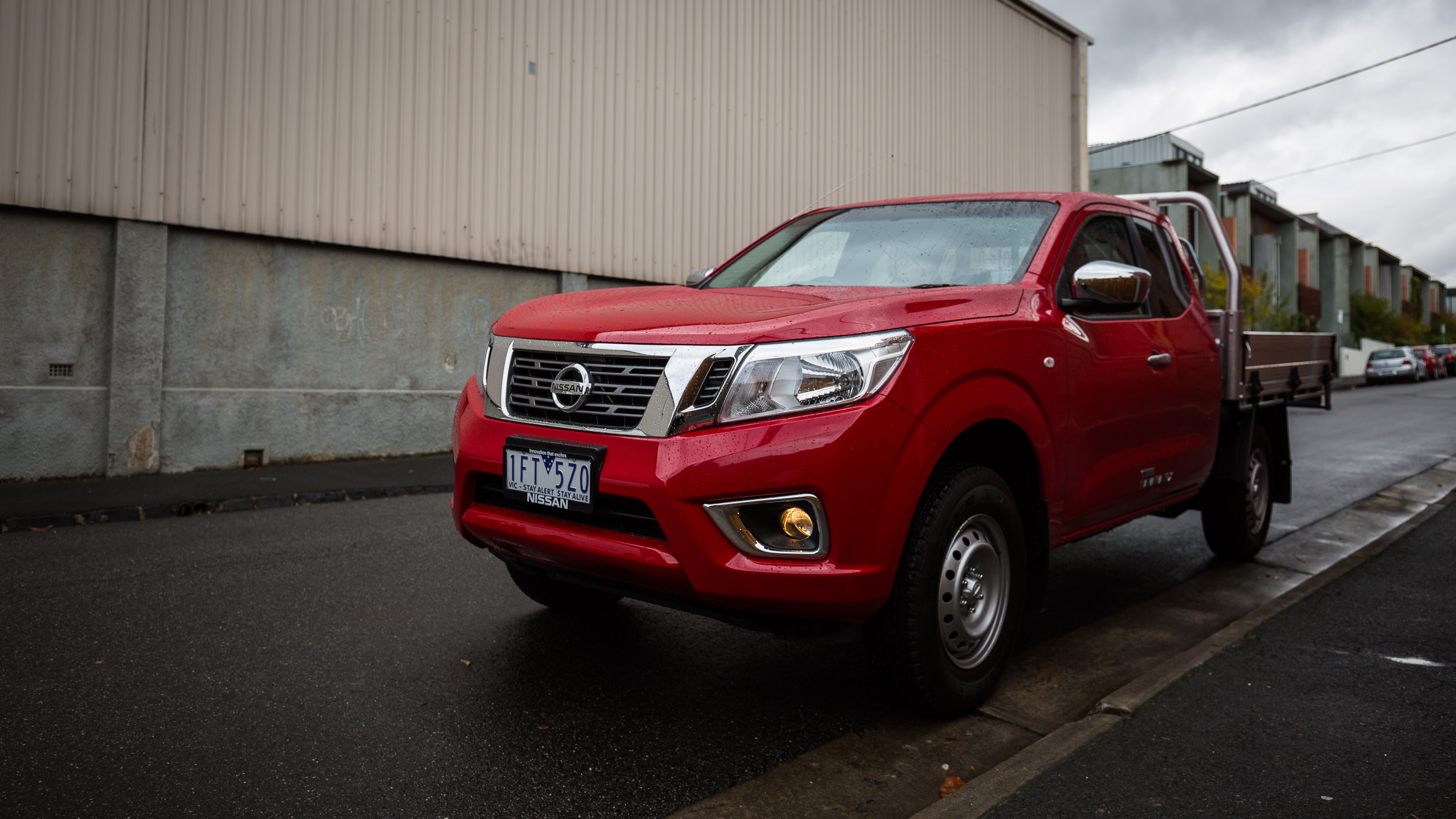 2016 nissan navara rx 4x2 king cab chassis review caradvice. Black Bedroom Furniture Sets. Home Design Ideas
