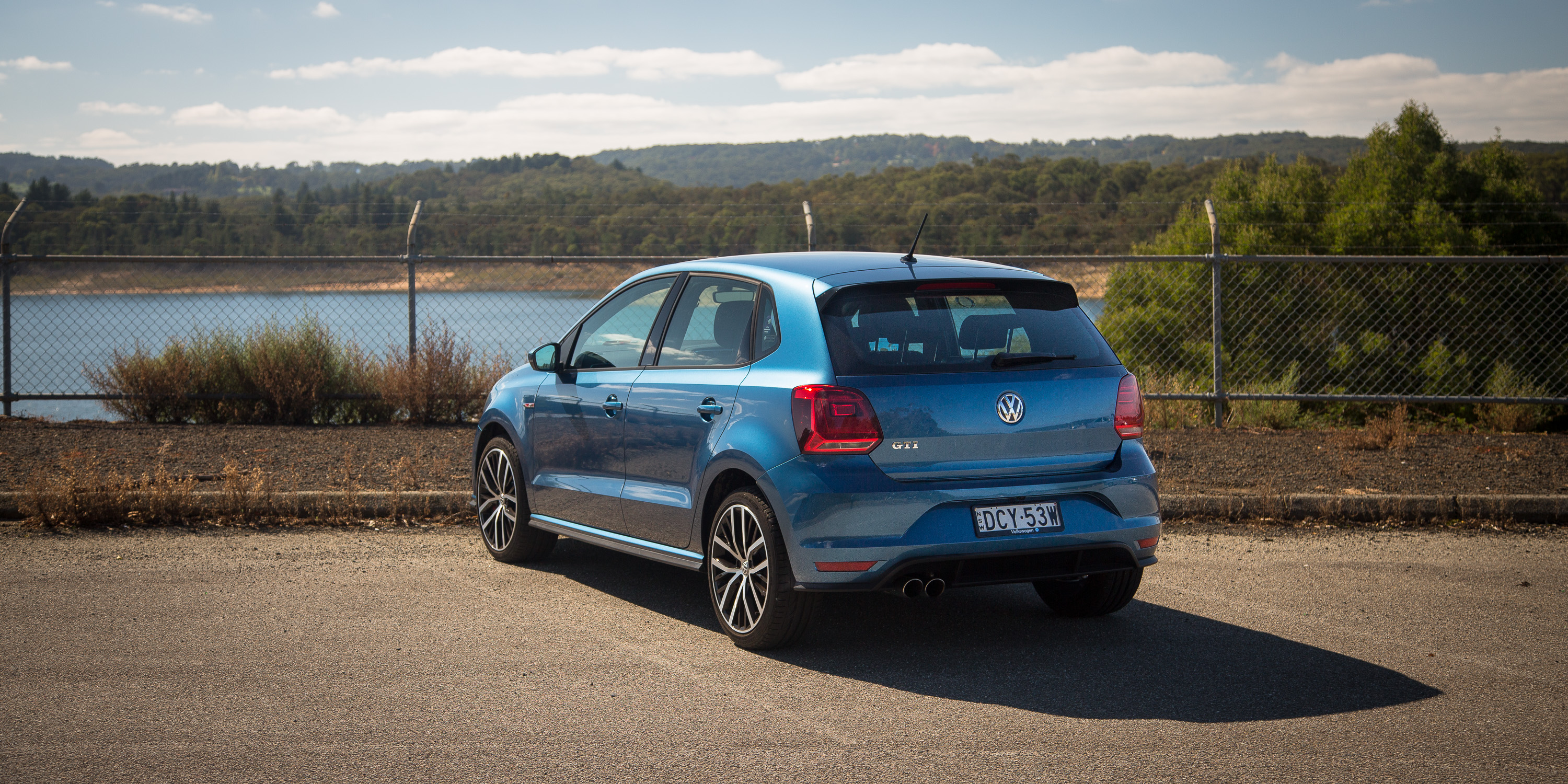 2016 volkswagen polo gti review caradvice. Black Bedroom Furniture Sets. Home Design Ideas