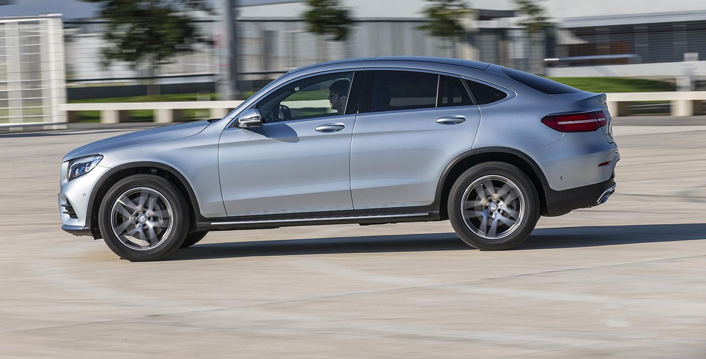 2017 Amg Glc 43 Coupe Mercedes Benz >> 2017 Mercedes-Benz GLC Coupe:: six variants for Australia