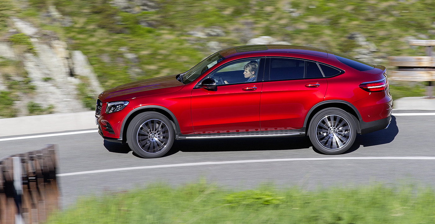 2017 mercedes benz glc coupe six variants for australia for 2017 mercedes benz glc coupe