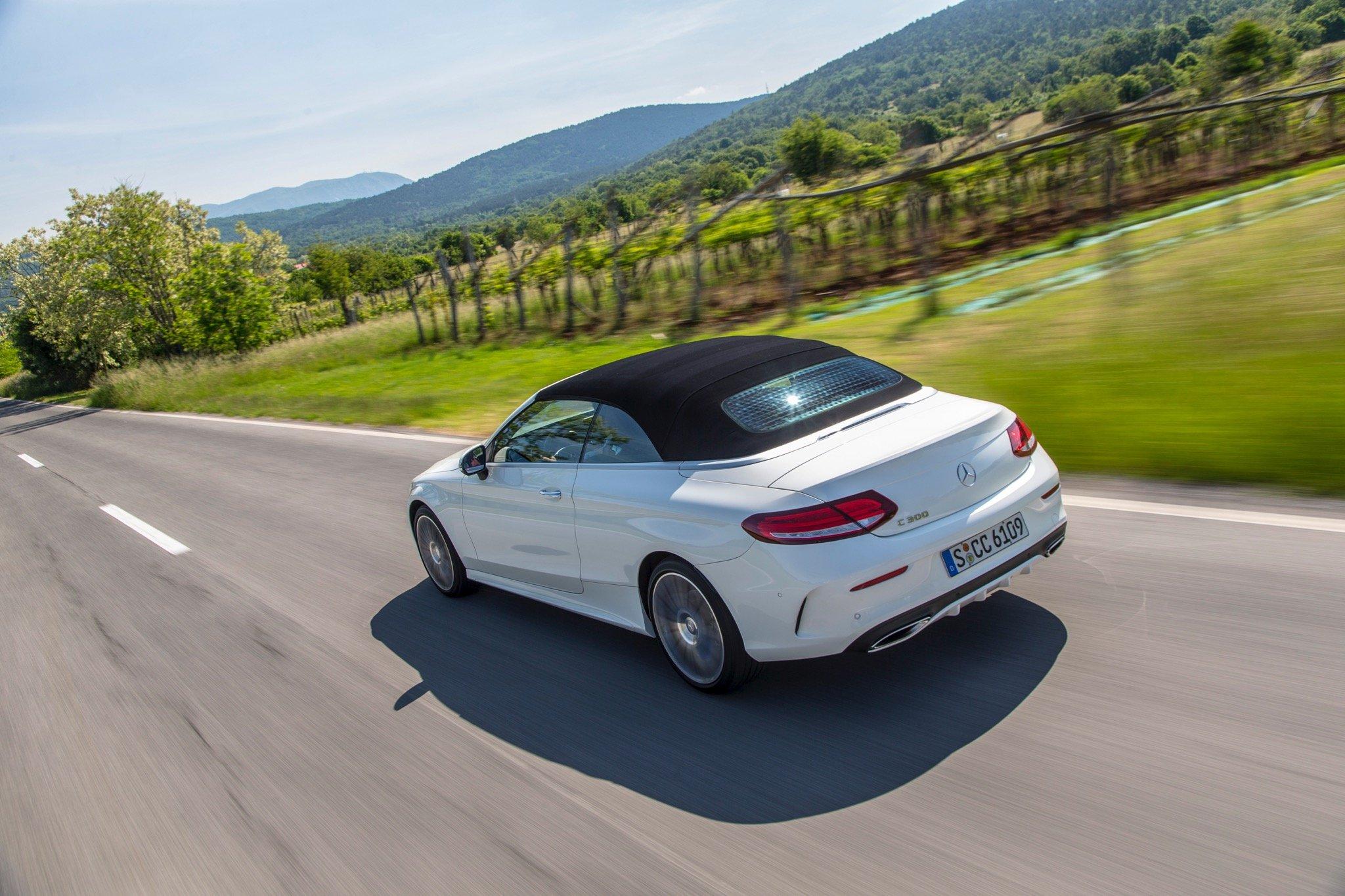 Fantastic 2017 MercedesBenz CClass Cabriolet Review  CarAdvice