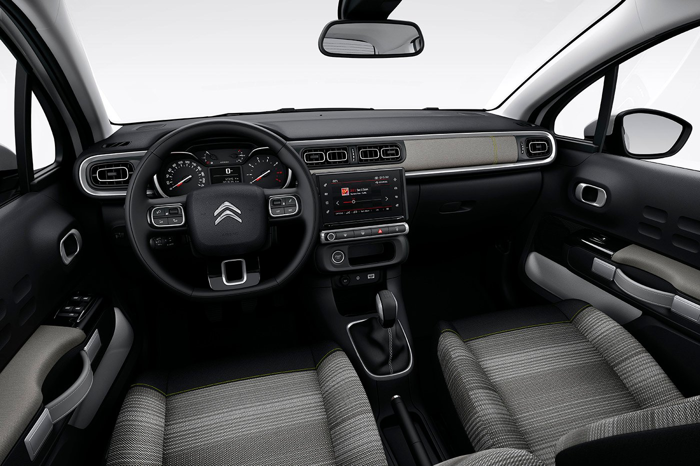 2018 citroen c3 confirmed for october launch c4 picasso axed update photos 1 of 4. Black Bedroom Furniture Sets. Home Design Ideas