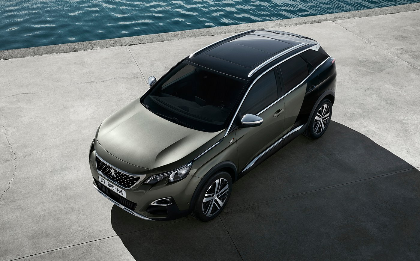 2017 peugeot 3008 gt gt line suvs revealed photos 1 of 14. Black Bedroom Furniture Sets. Home Design Ideas