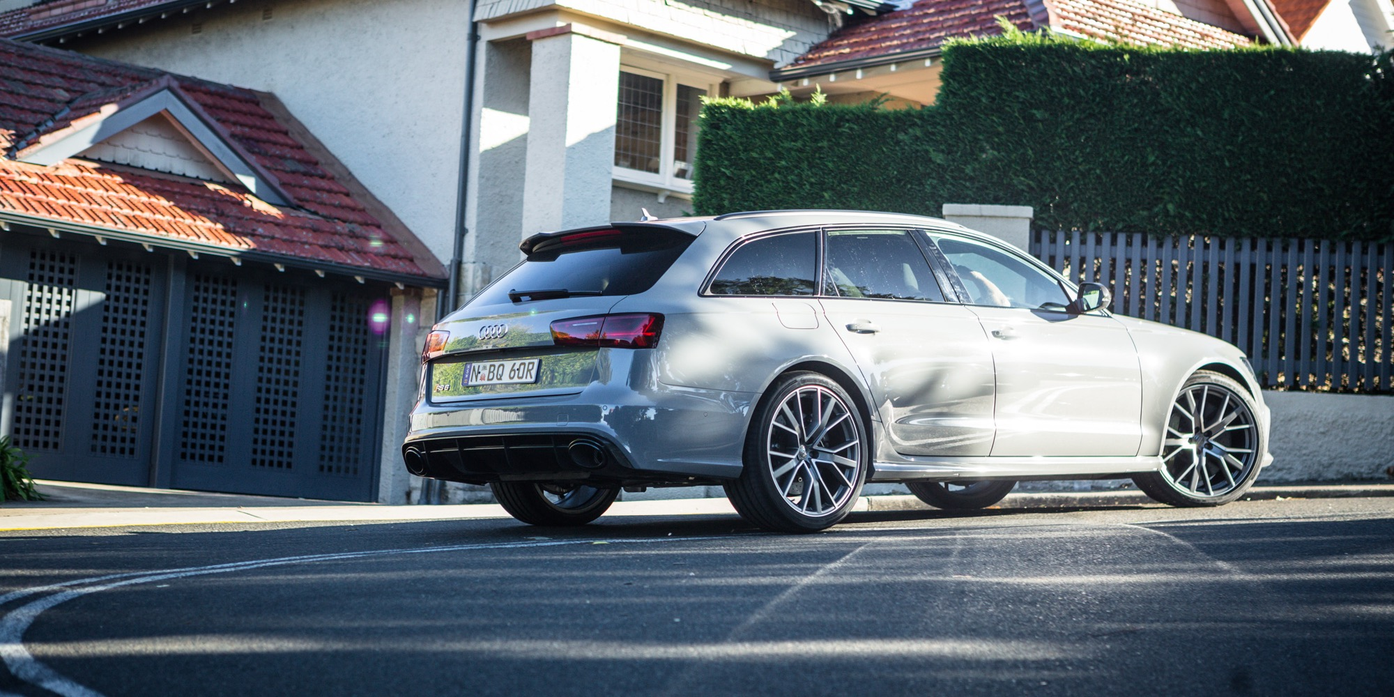 2016 Audi Rs6 Avant Performance Review Caradvice