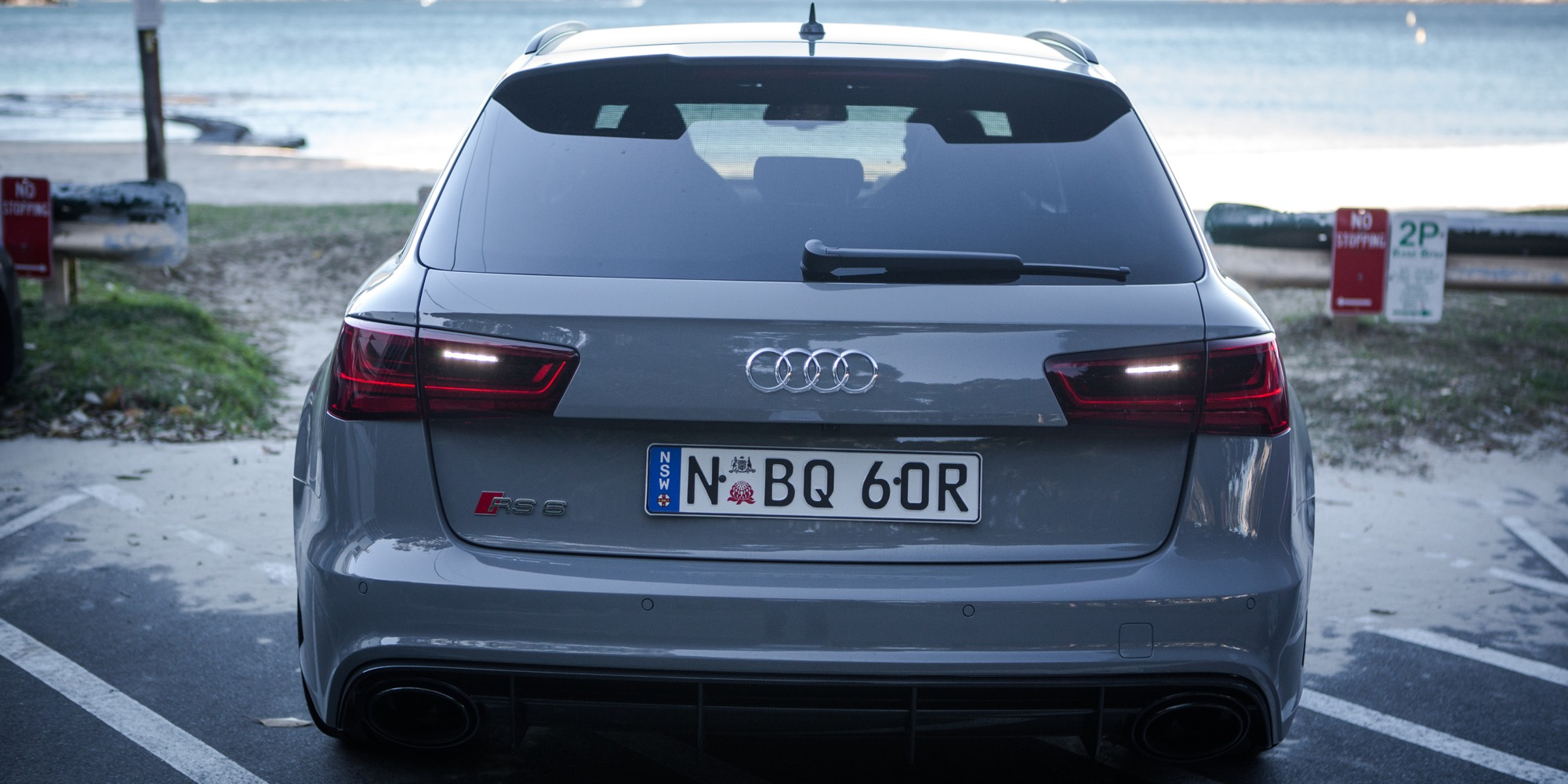 Excellent 2016 Audi RS6 Avant Performance Review  CarAdvice
